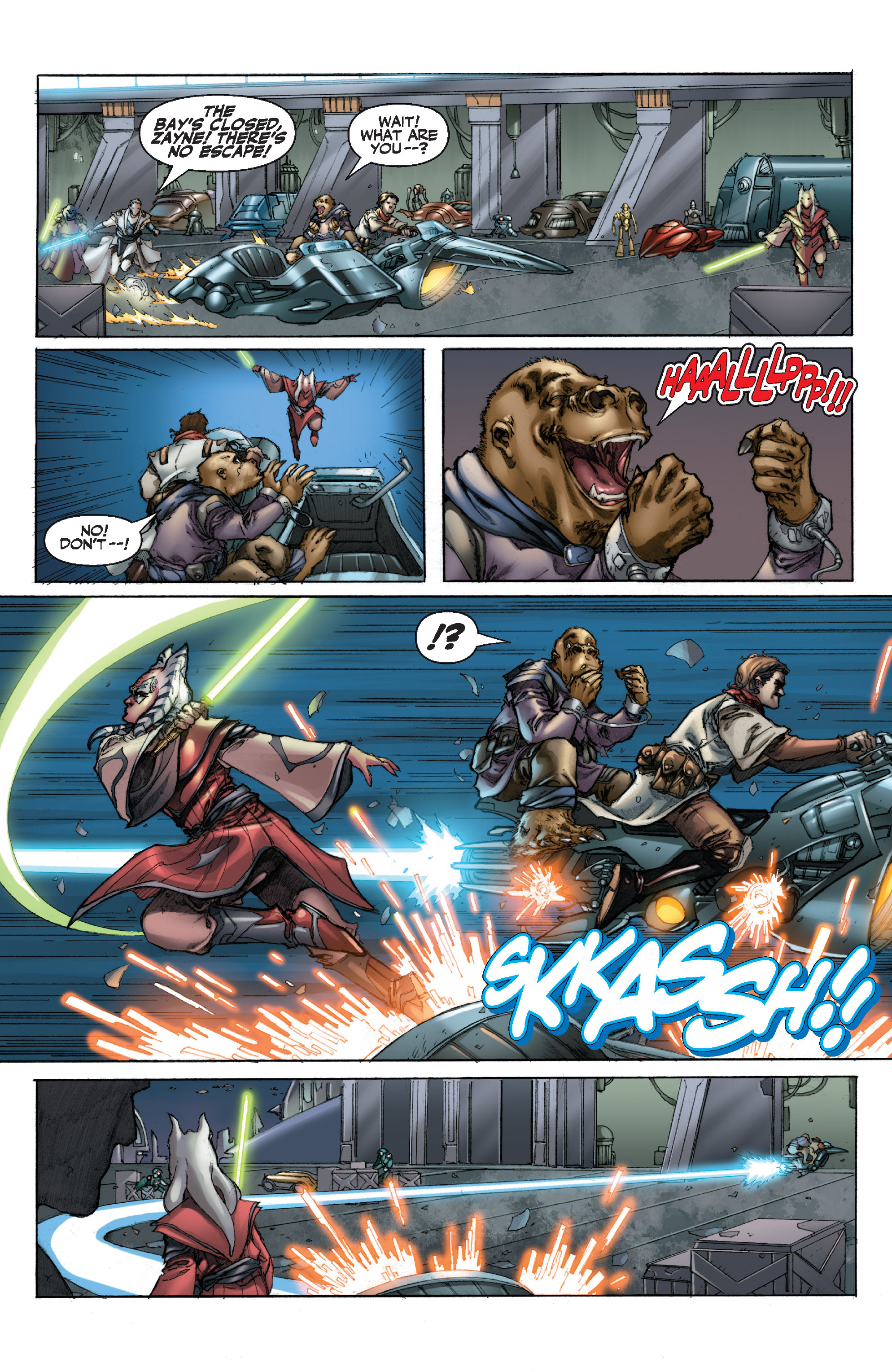 Read online Star Wars Omnibus comic -  Issue # Vol. 29 - 44