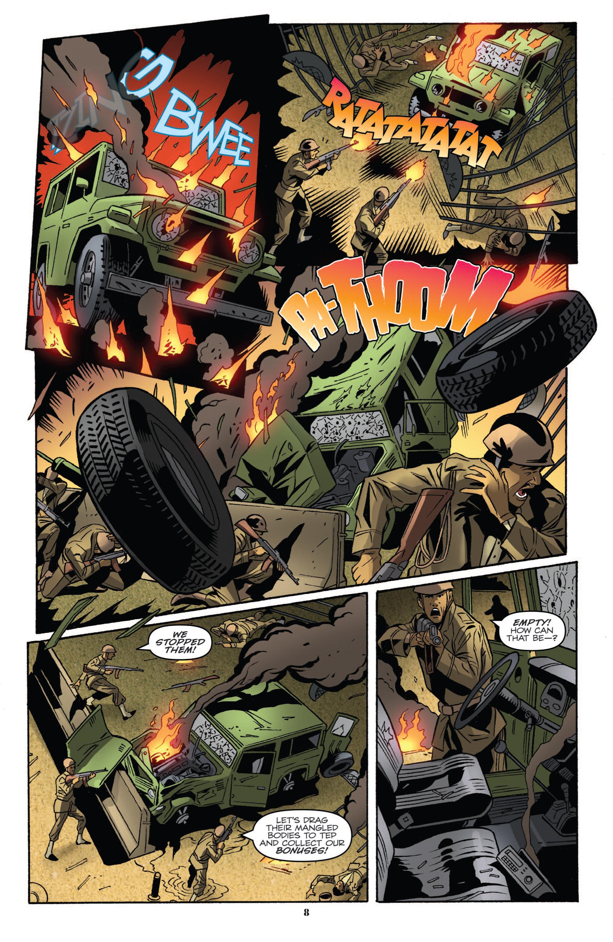 G.I. Joe: A Real American Hero 191 Page 9