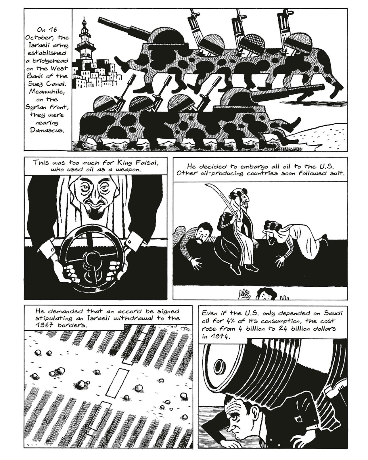 Best of Enemies: A History of US and Middle East Relations issue TPB_2 - Page 49
