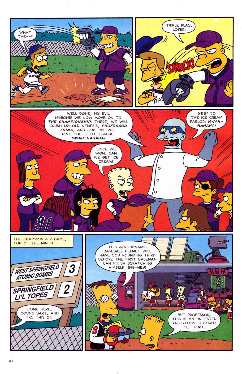 Read online Simpsons Comics Presents Bart Simpson comic -  Issue #21 - 12
