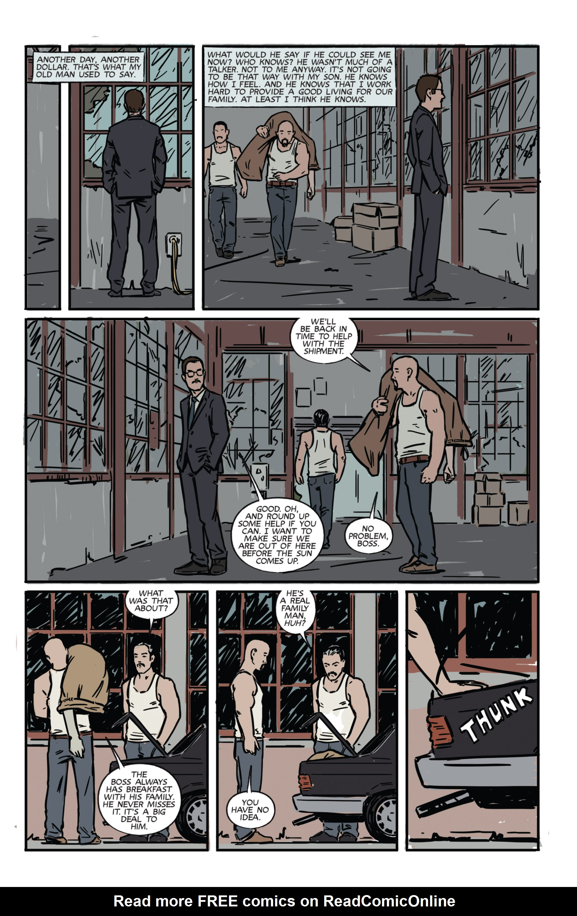 Read online Night Owl Society comic -  Issue #1 - 23