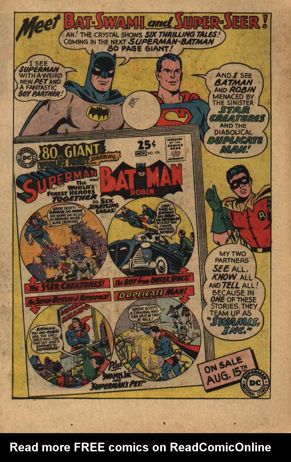 Read online Adventure Comics (1938) comic -  Issue #361 - 17