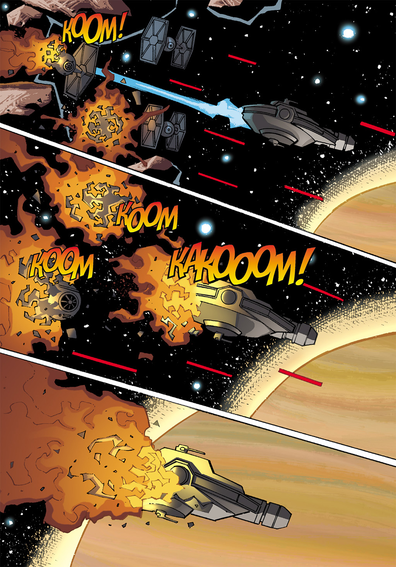 Read online Star Wars Omnibus comic -  Issue # Vol. 33 - 274