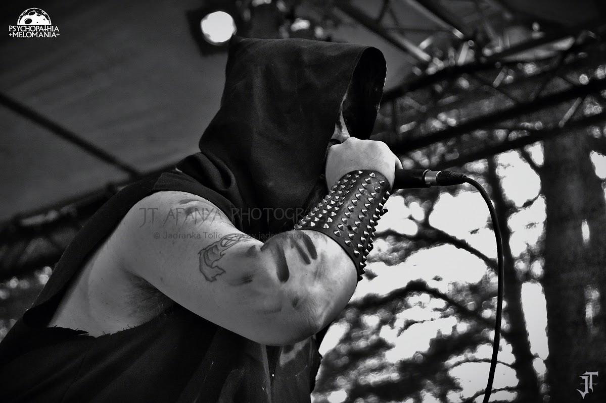 Hekel @Under The Black Sun XVIII, Helenenauer, Allemagne 03/07/2015