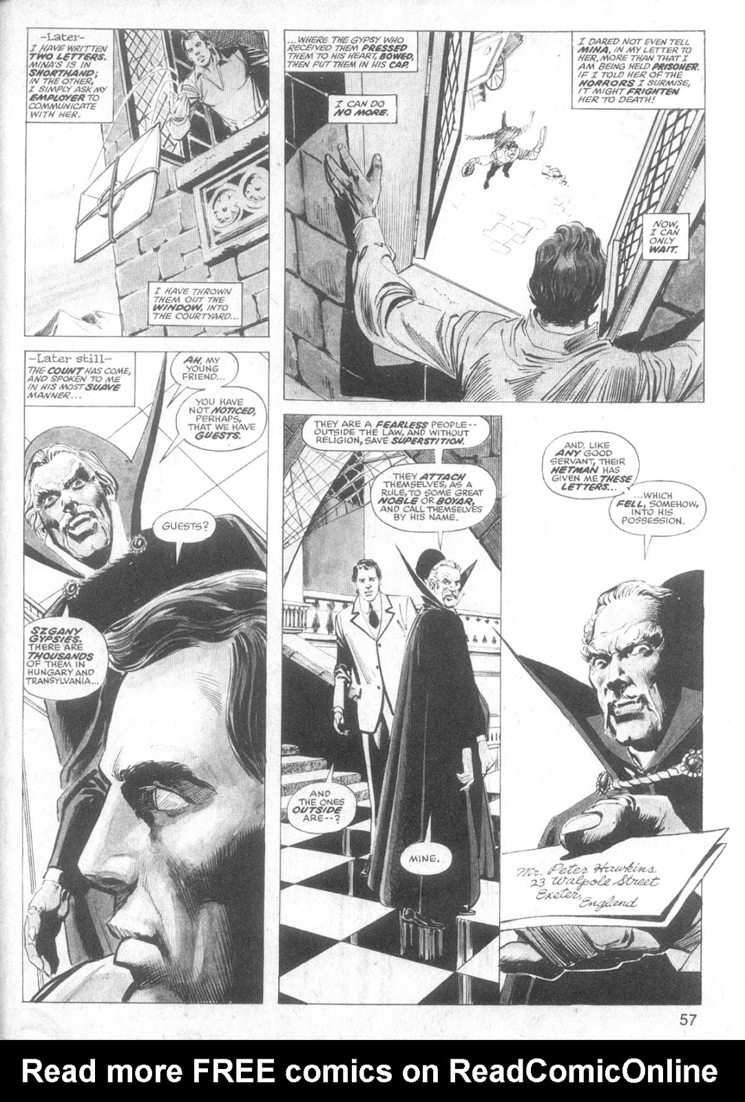 Dracula Lives issue 7 - Page 54