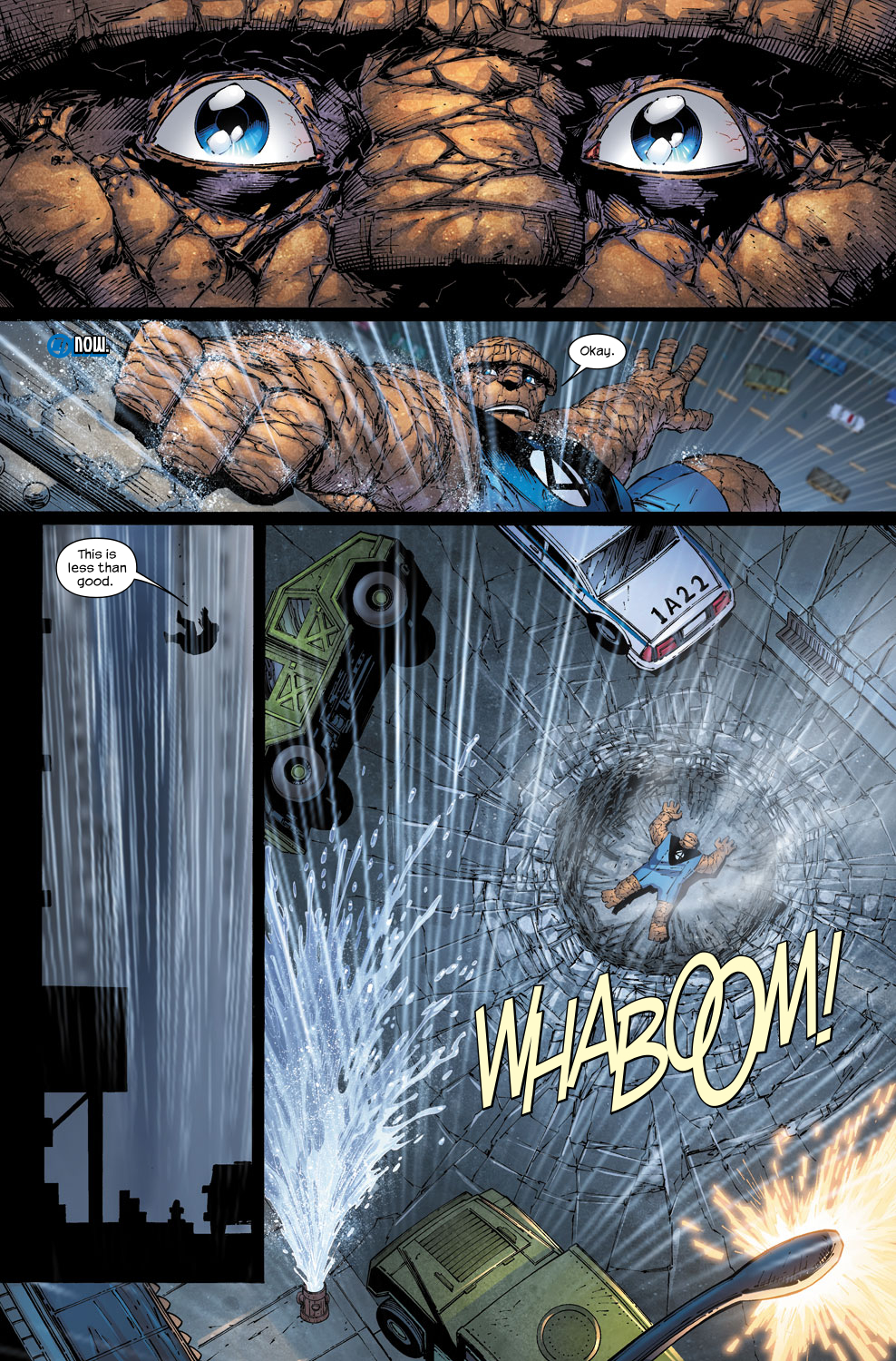 Read online Ultimate Fantastic Four (2004) comic -  Issue #58 - 5