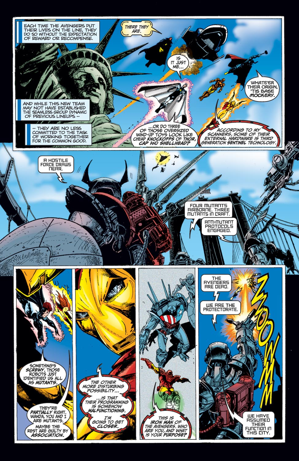 Avengers (1998) issue _Annual_1 - Page 21