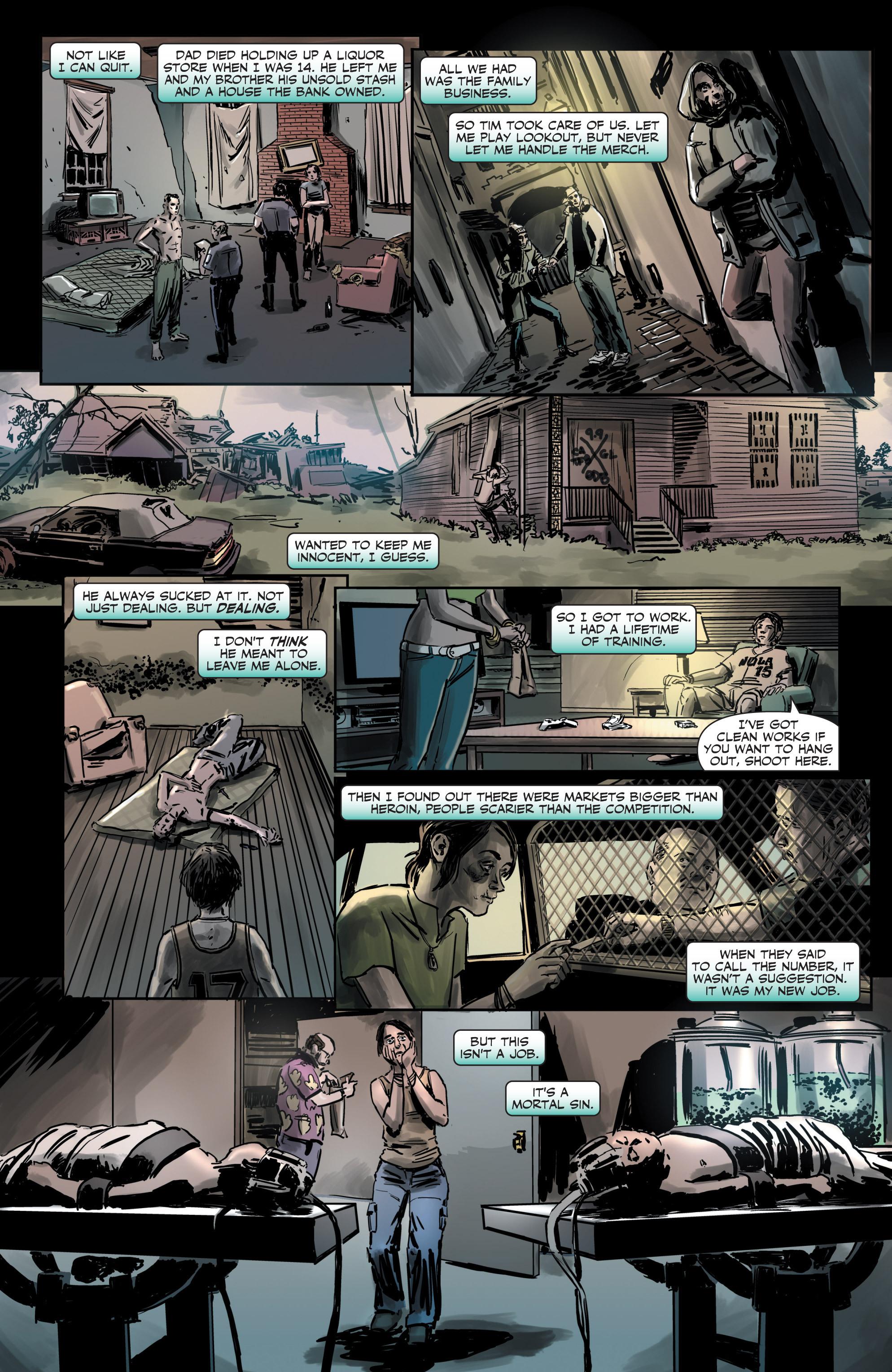 Read online Shadowman (2012) comic -  Issue #12 - 13