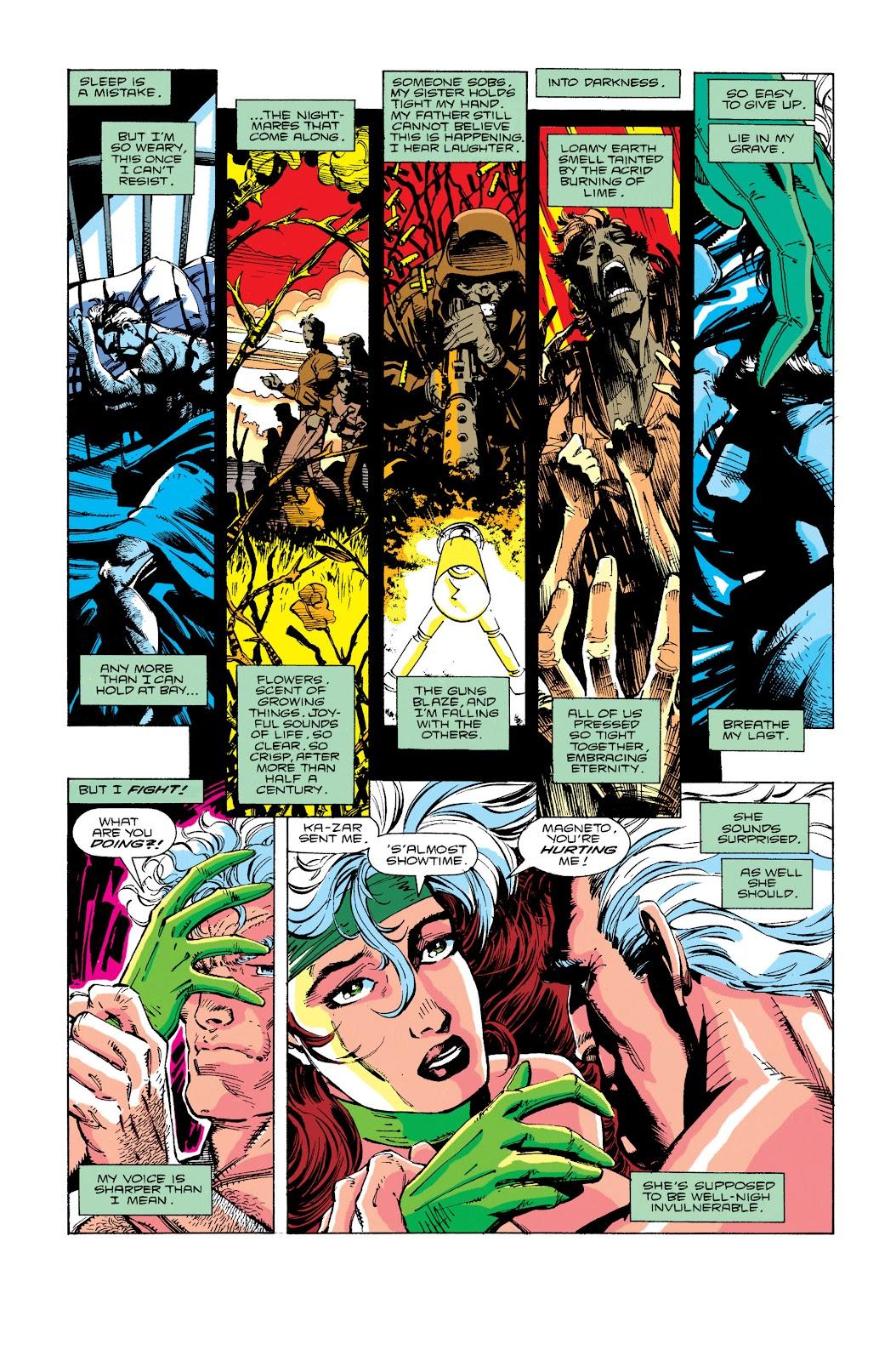 Uncanny X-Men (1963) issue 274 - Page 10