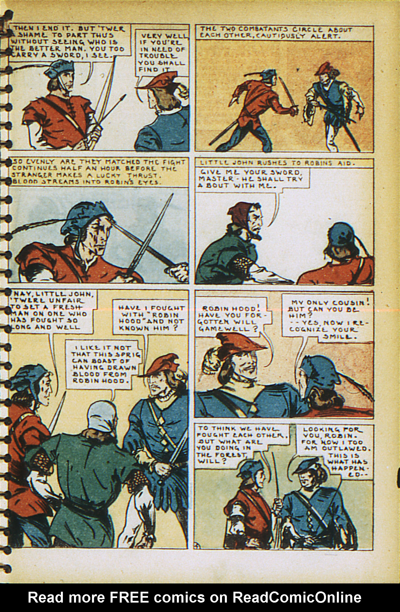 Read online Adventure Comics (1938) comic -  Issue #27 - 53