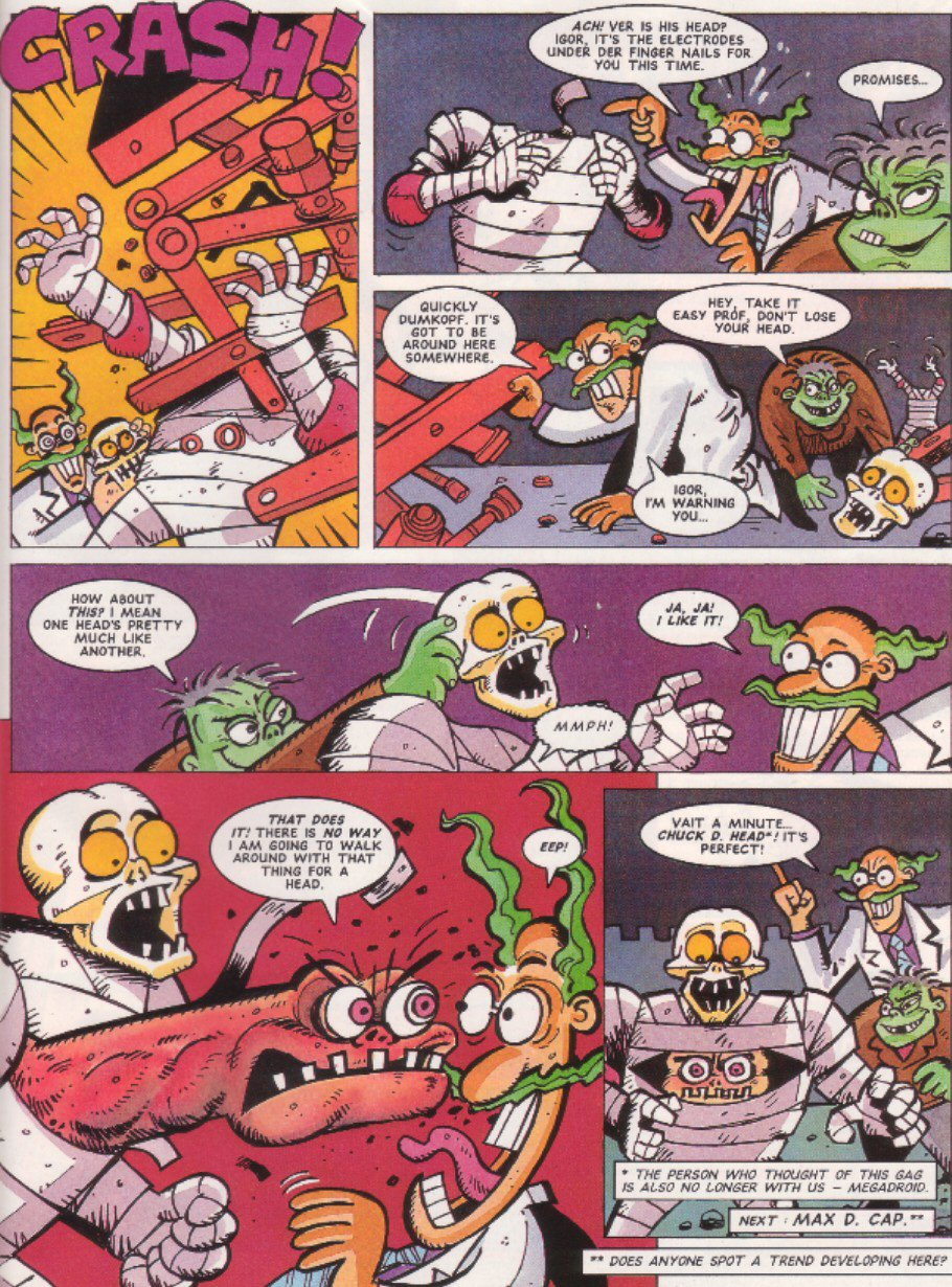 Read online Sonic the Comic comic -  Issue #10 - 29