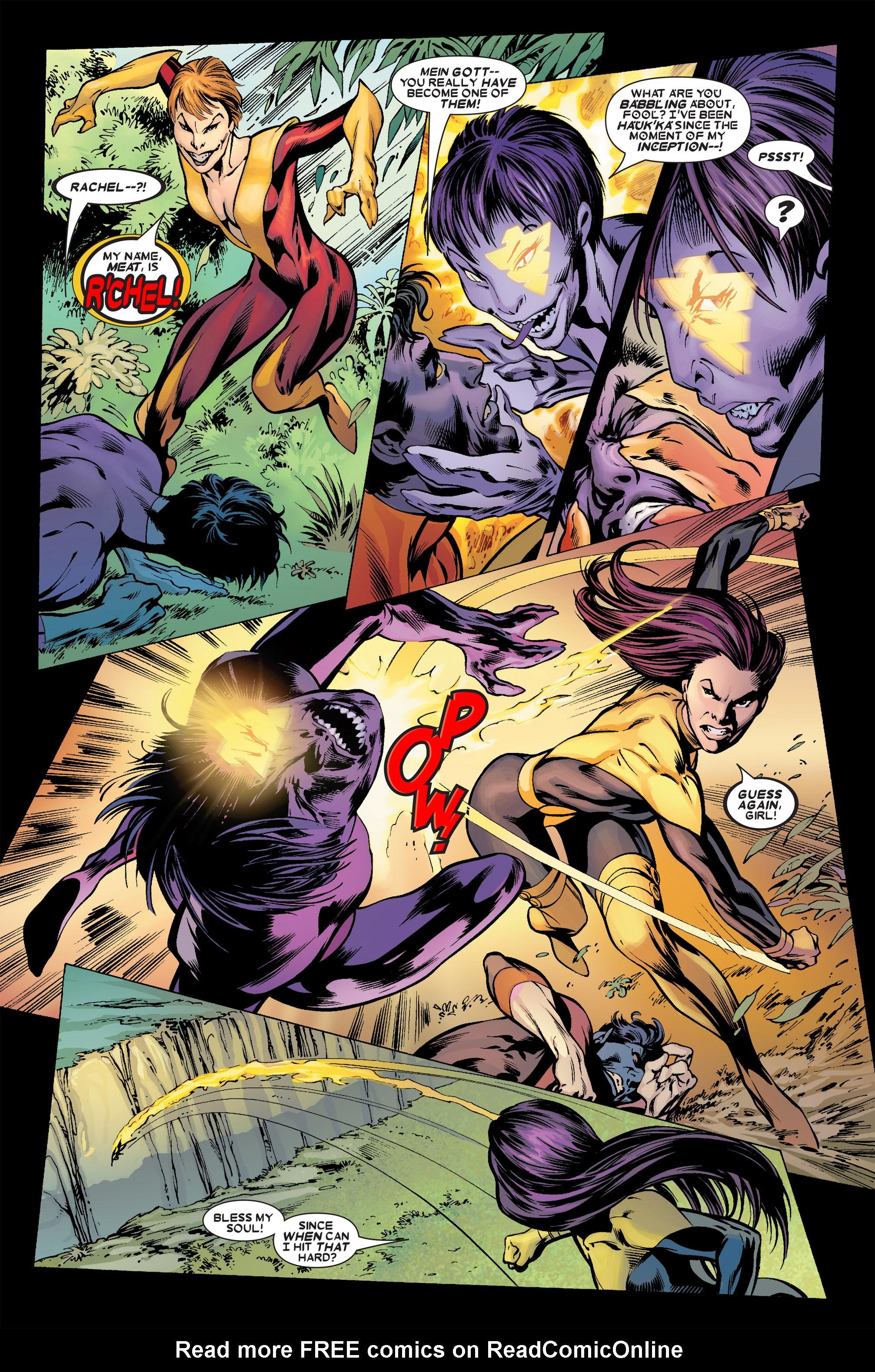 Read online Uncanny X-Men (1963) comic -  Issue #457 - 20