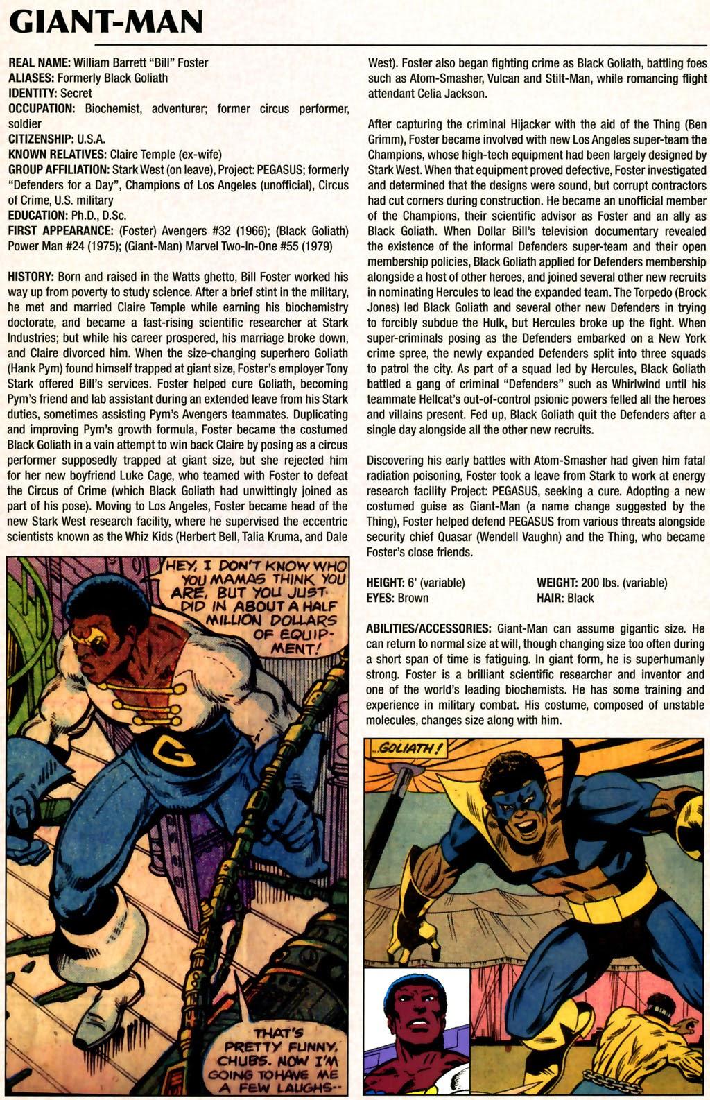 Read online Marvel Legacy: The 1970's Handbook comic -  Issue # Full - 28