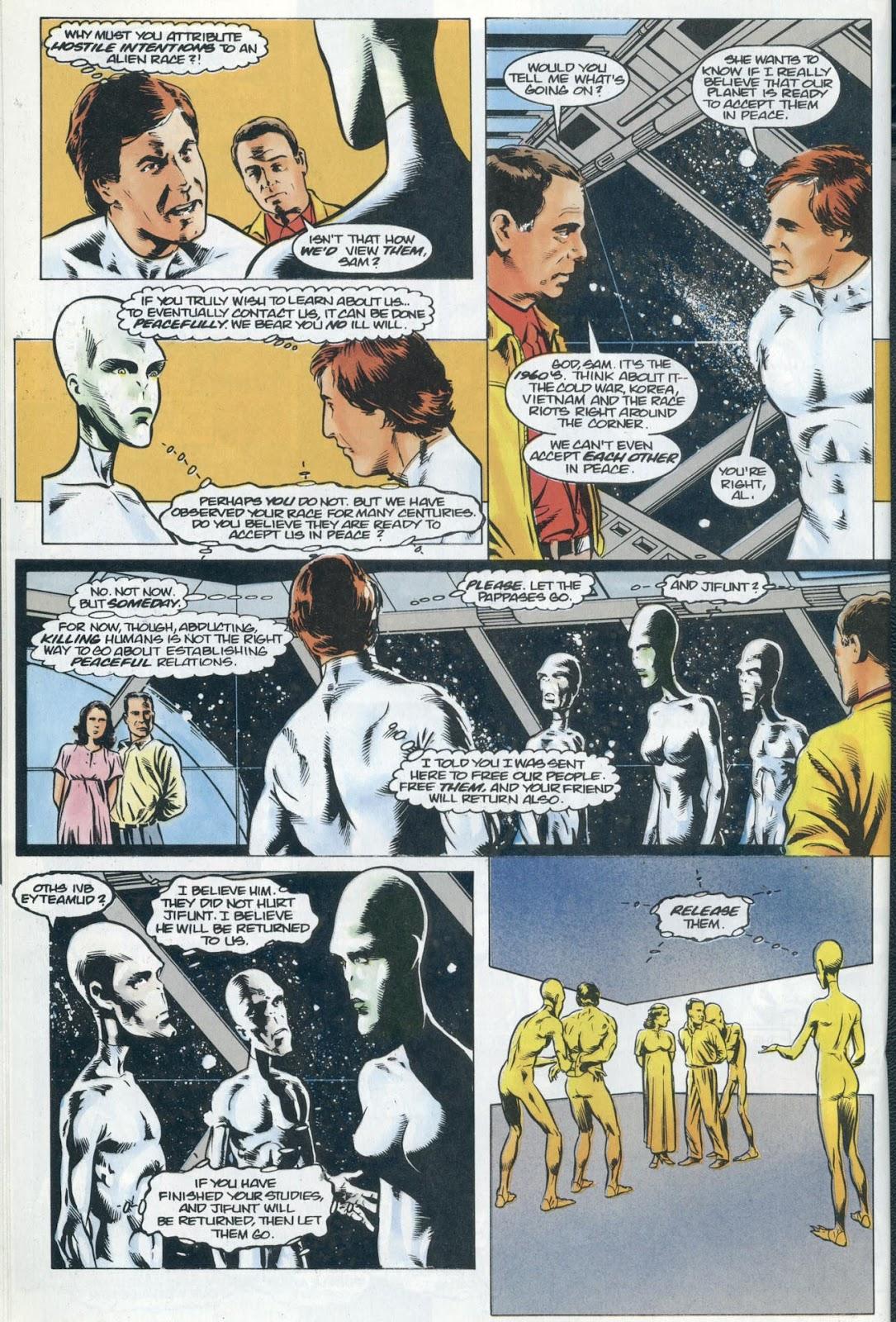 Read online Quantum Leap comic -  Issue #13 - 21