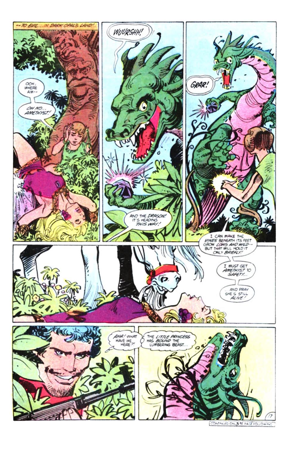 Read online Amethyst, Princess of Gemworld comic -  Issue #10 - 18