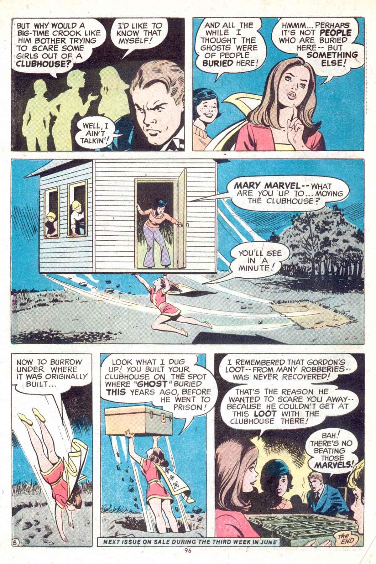 Read online Shazam! (1973) comic -  Issue #13 - 97