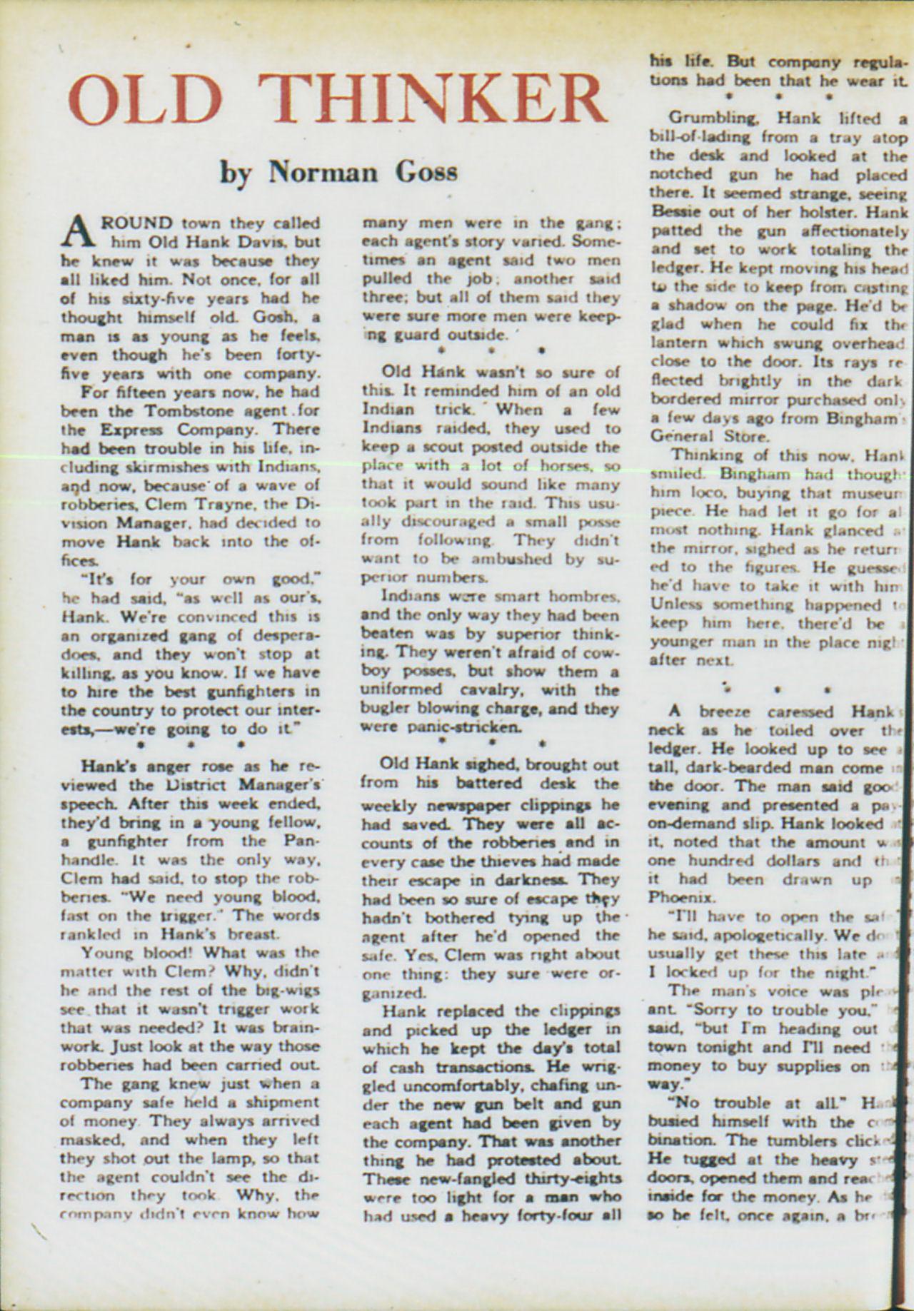 Read online Adventure Comics (1938) comic -  Issue #74 - 23
