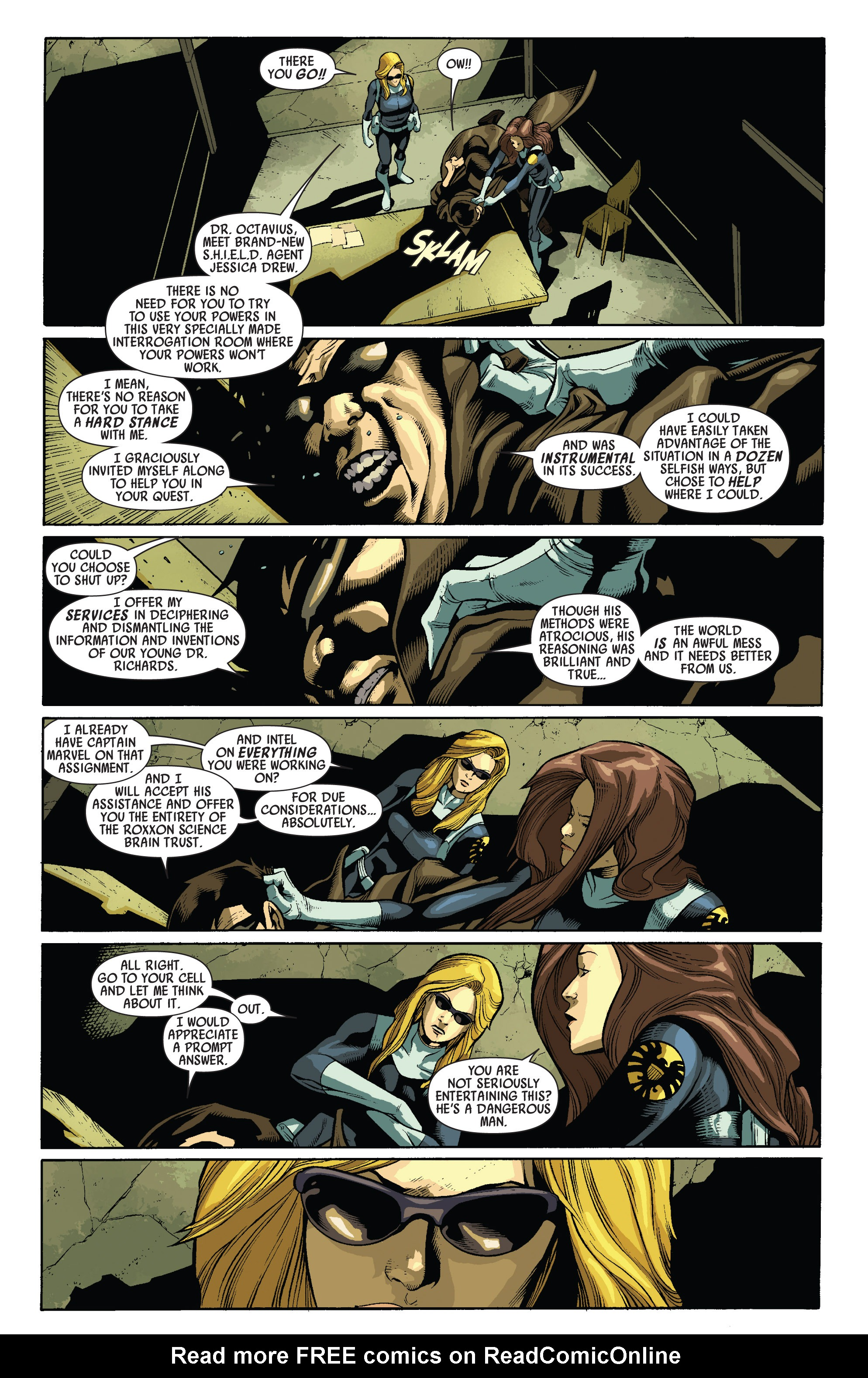 Read online Ultimate Comics Doomsday comic -  Issue # Full - 243
