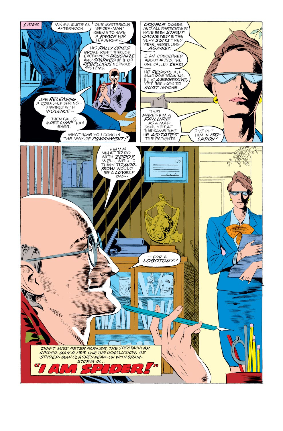 The Amazing Spider-Man (1963) 295 Page 22