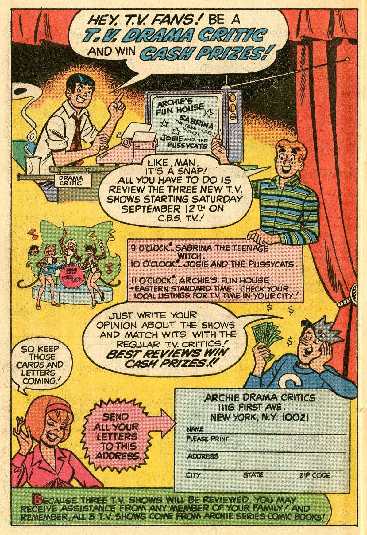 Read online She's Josie comic -  Issue #51 - 33