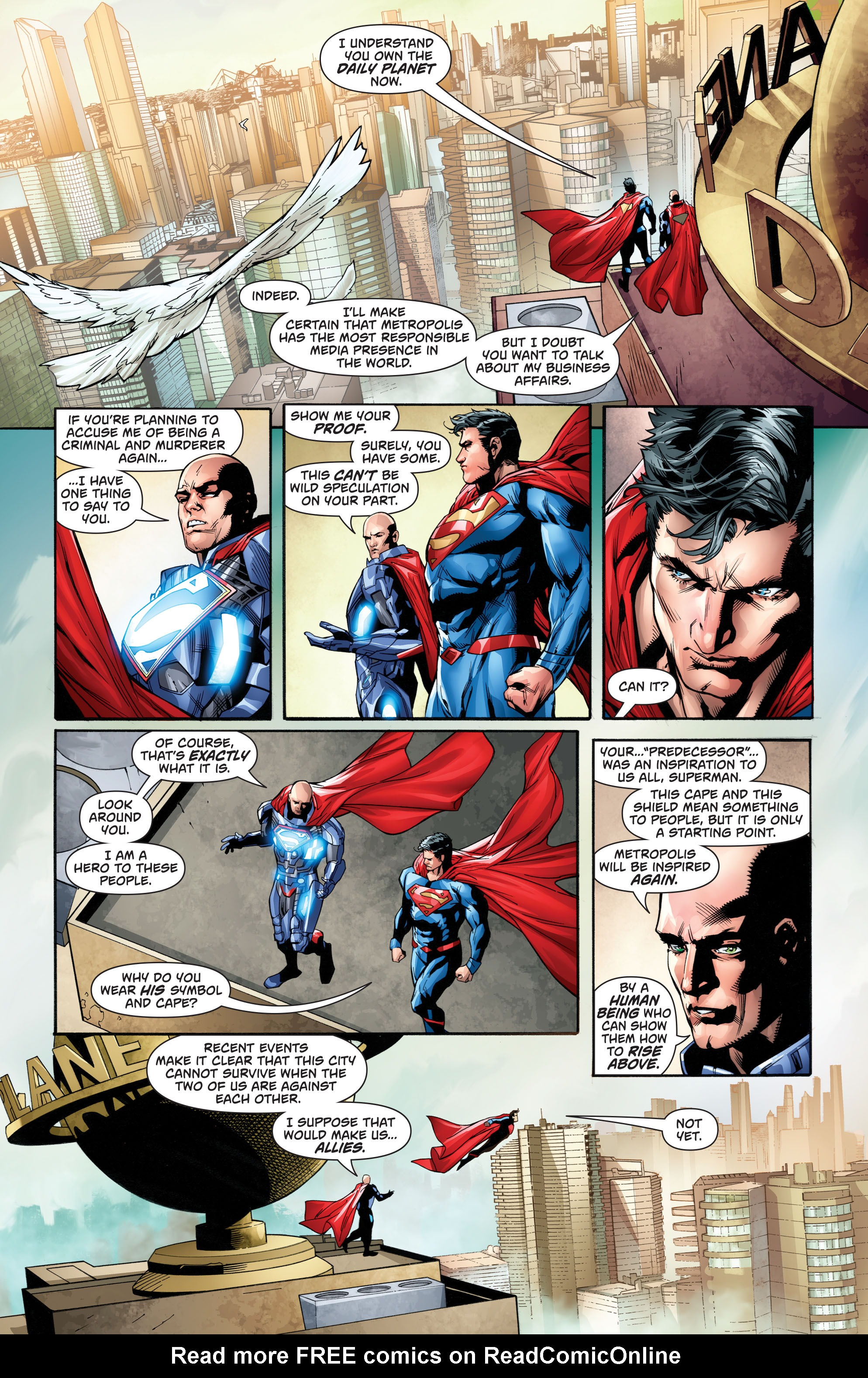 Read online Action Comics (2016) comic -  Issue #962 - 19