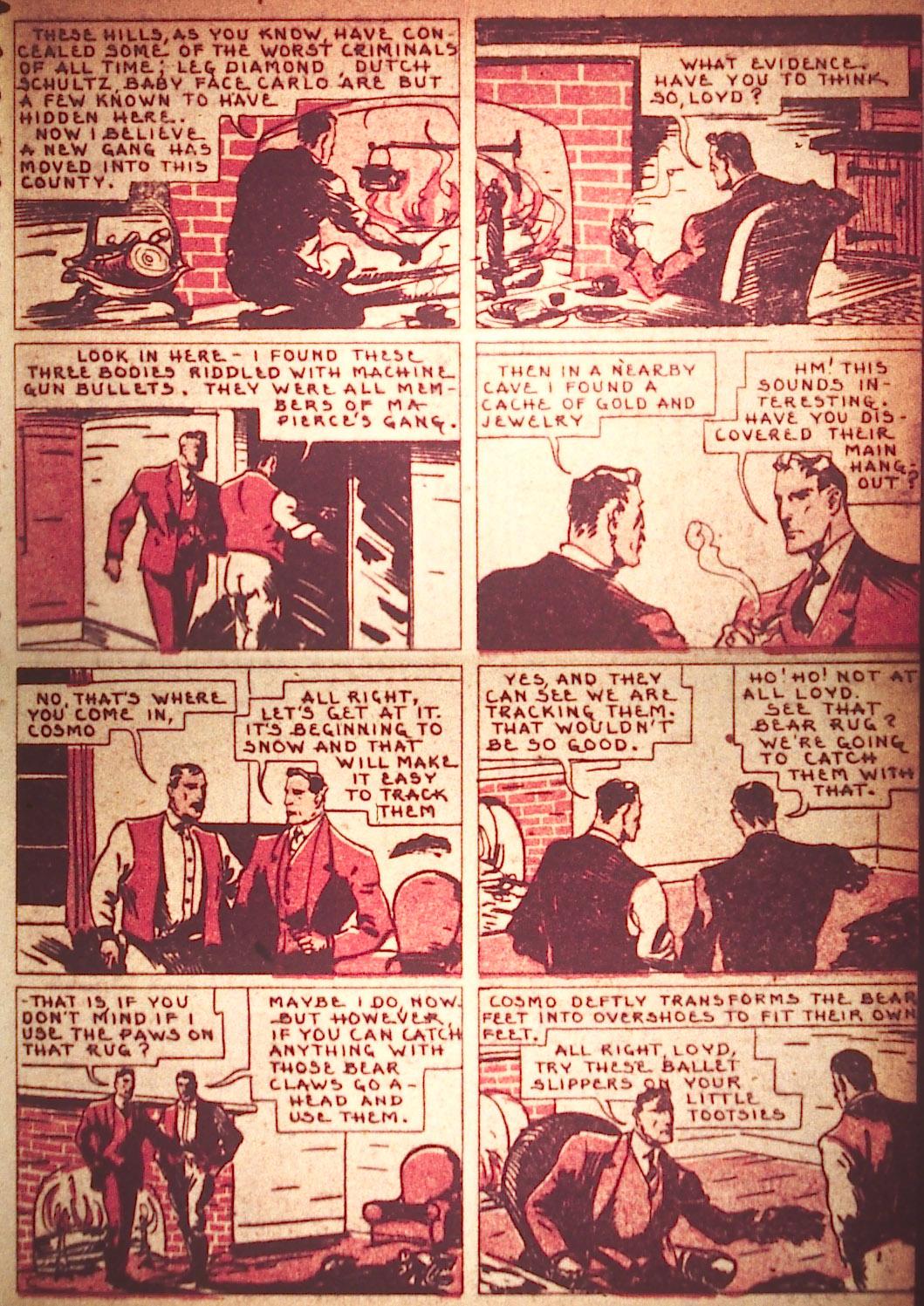 Read online Detective Comics (1937) comic -  Issue #25 - 49