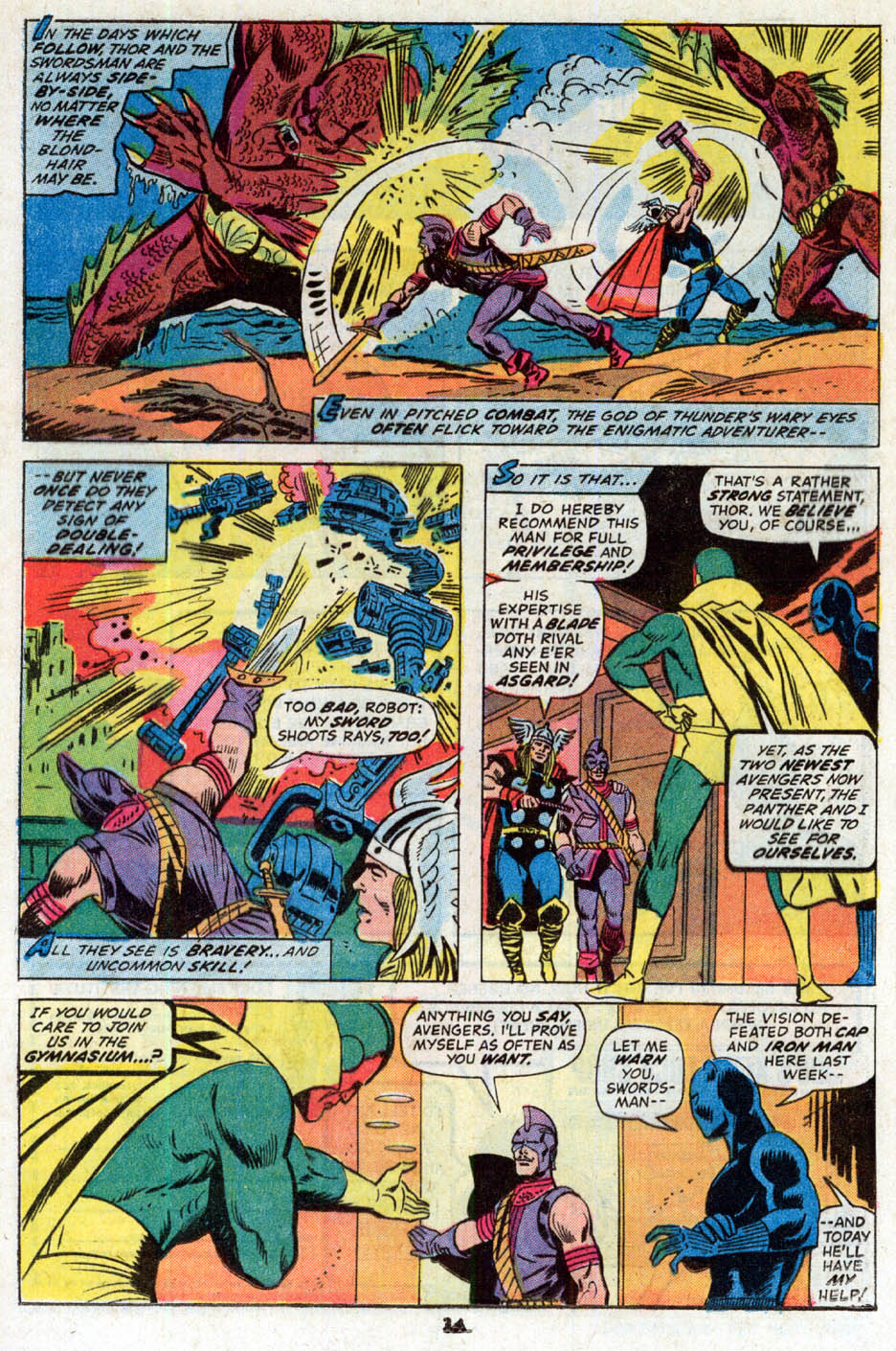 The Avengers (1963) 114 Page 10