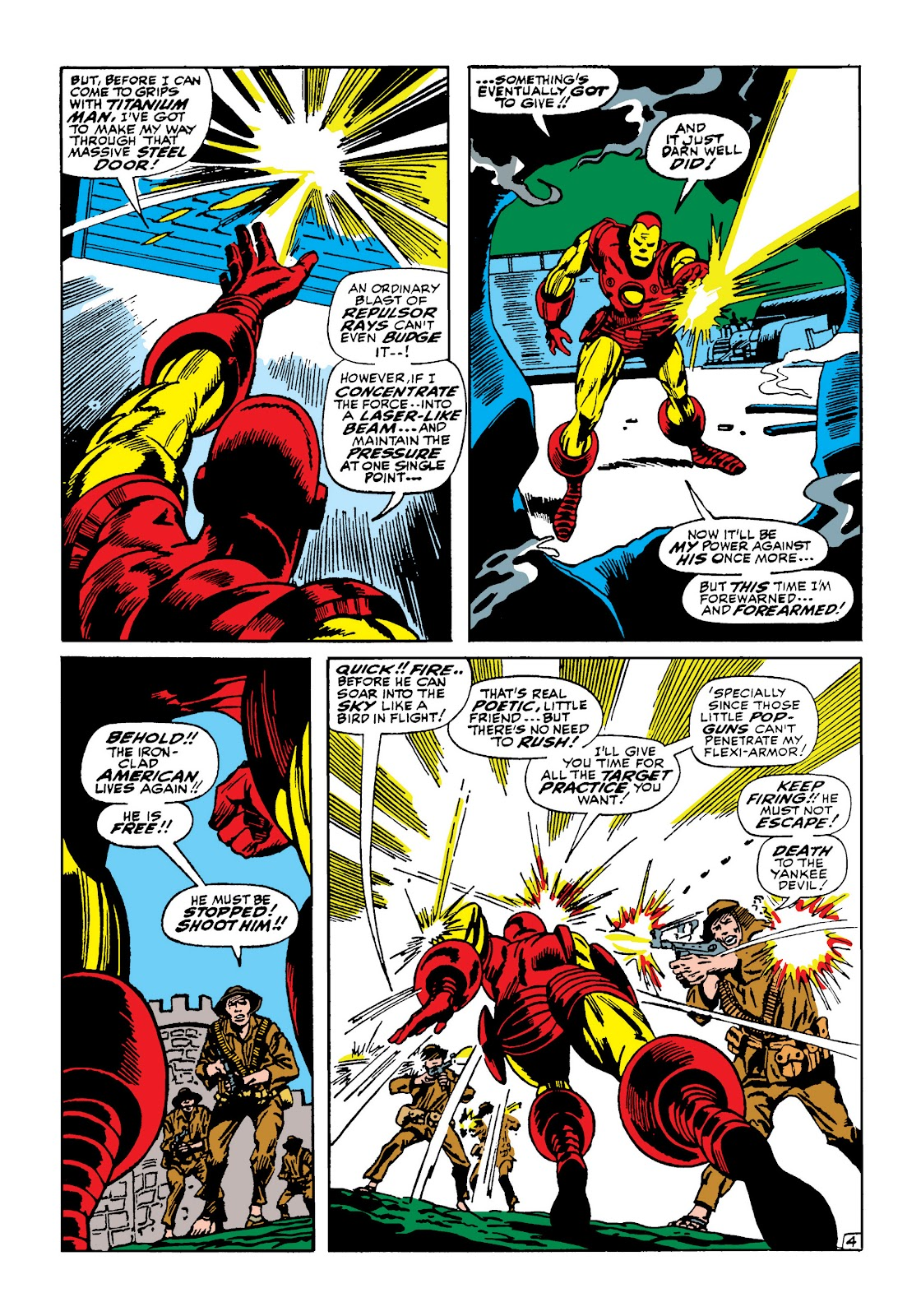Read online Marvel Masterworks: The Invincible Iron Man comic -  Issue # TPB 4 (Part 2) - 40