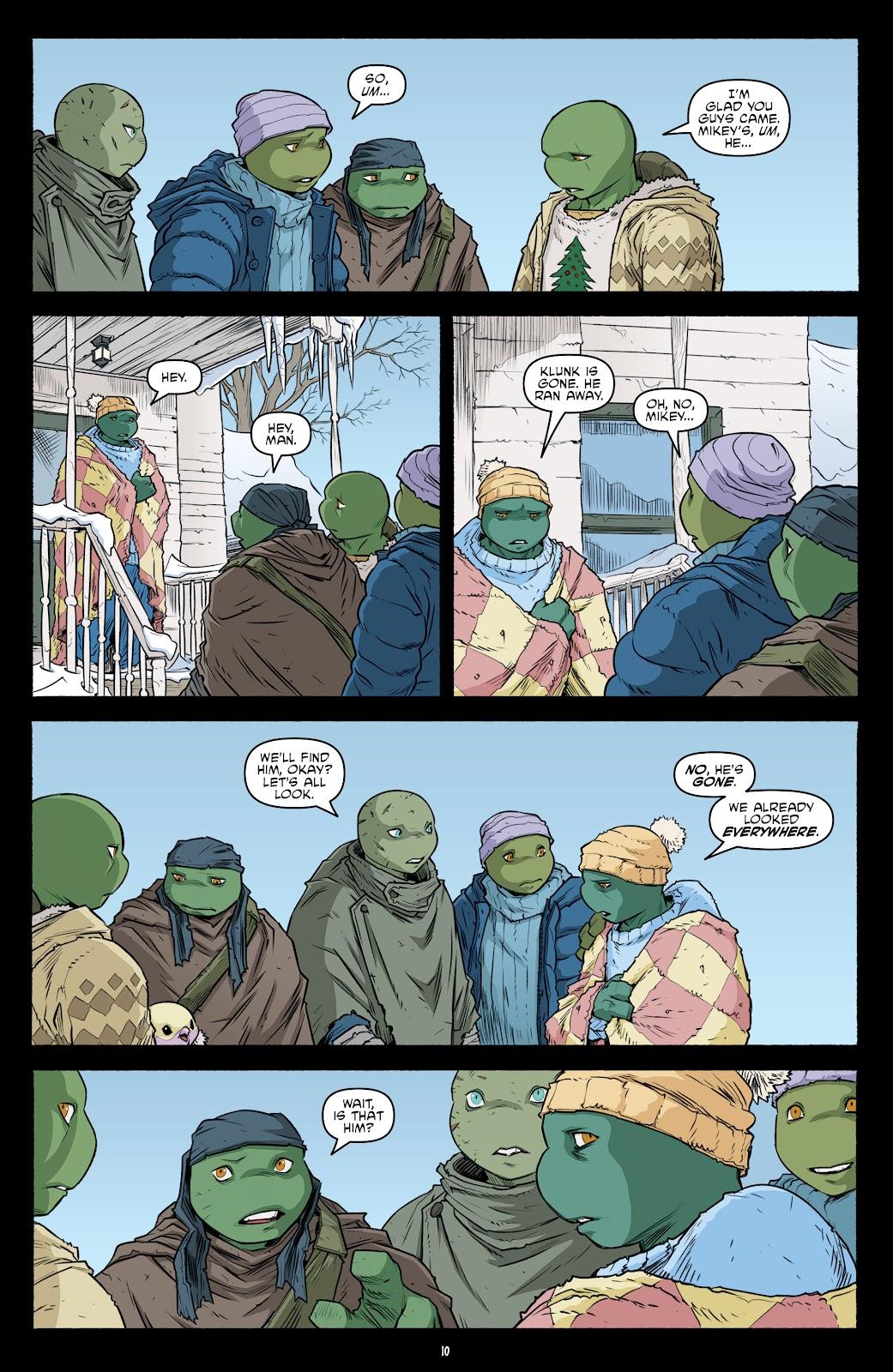 Read online Teenage Mutant Ninja Turtles (2011) comic -  Issue #104 - 12