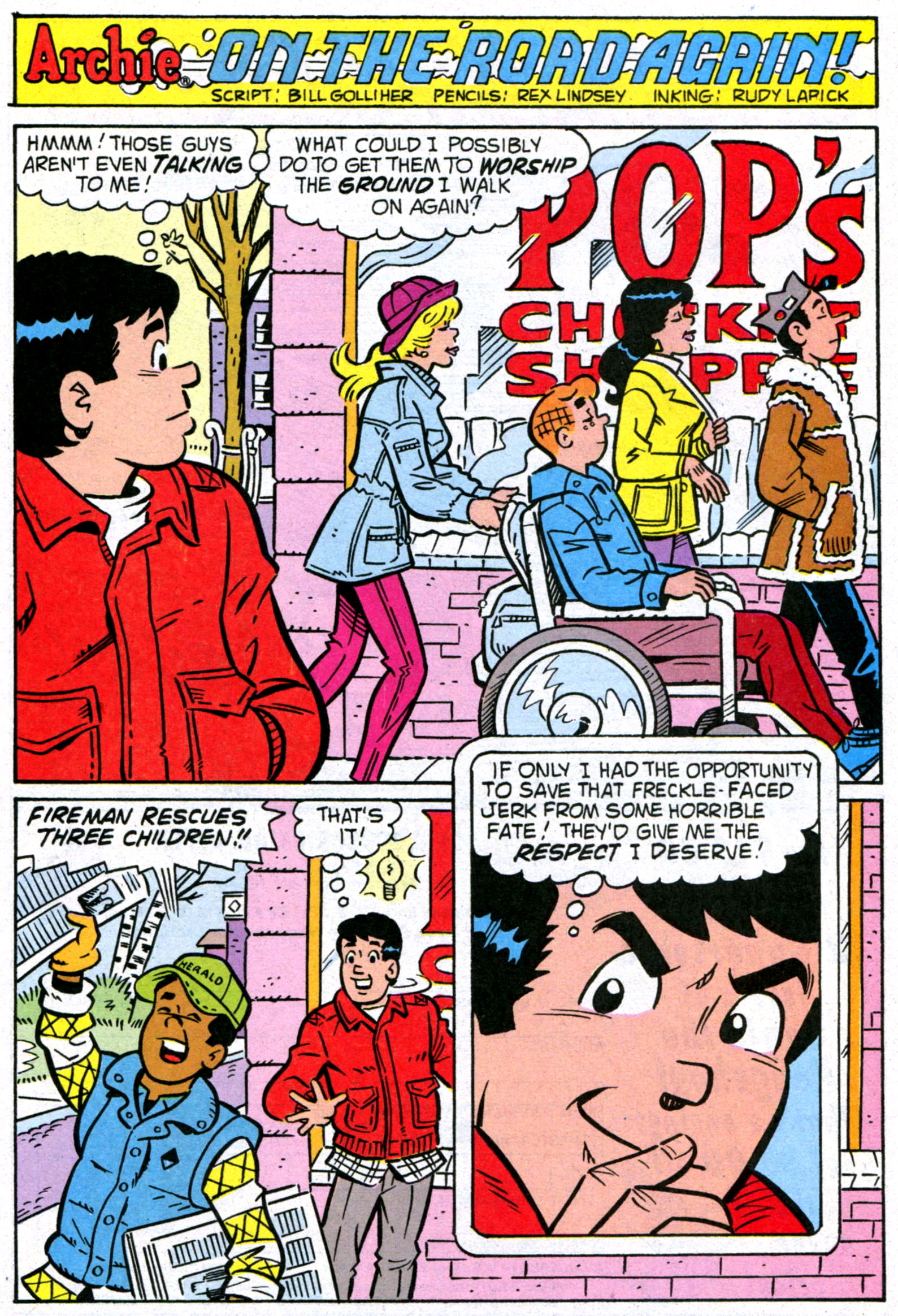 Read online World of Archie comic -  Issue #8 - 26