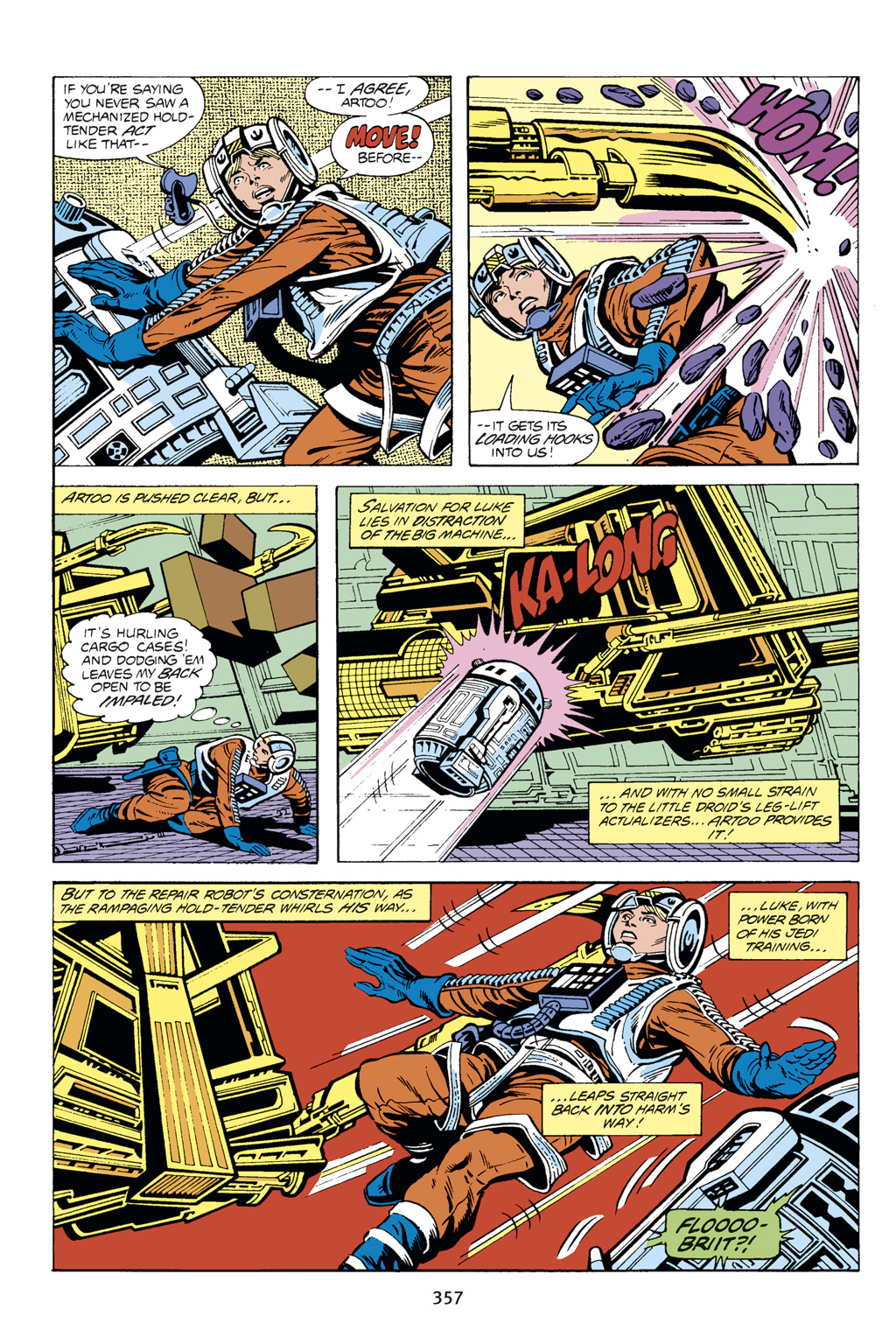 Read online Star Wars Omnibus comic -  Issue # Vol. 14 - 354