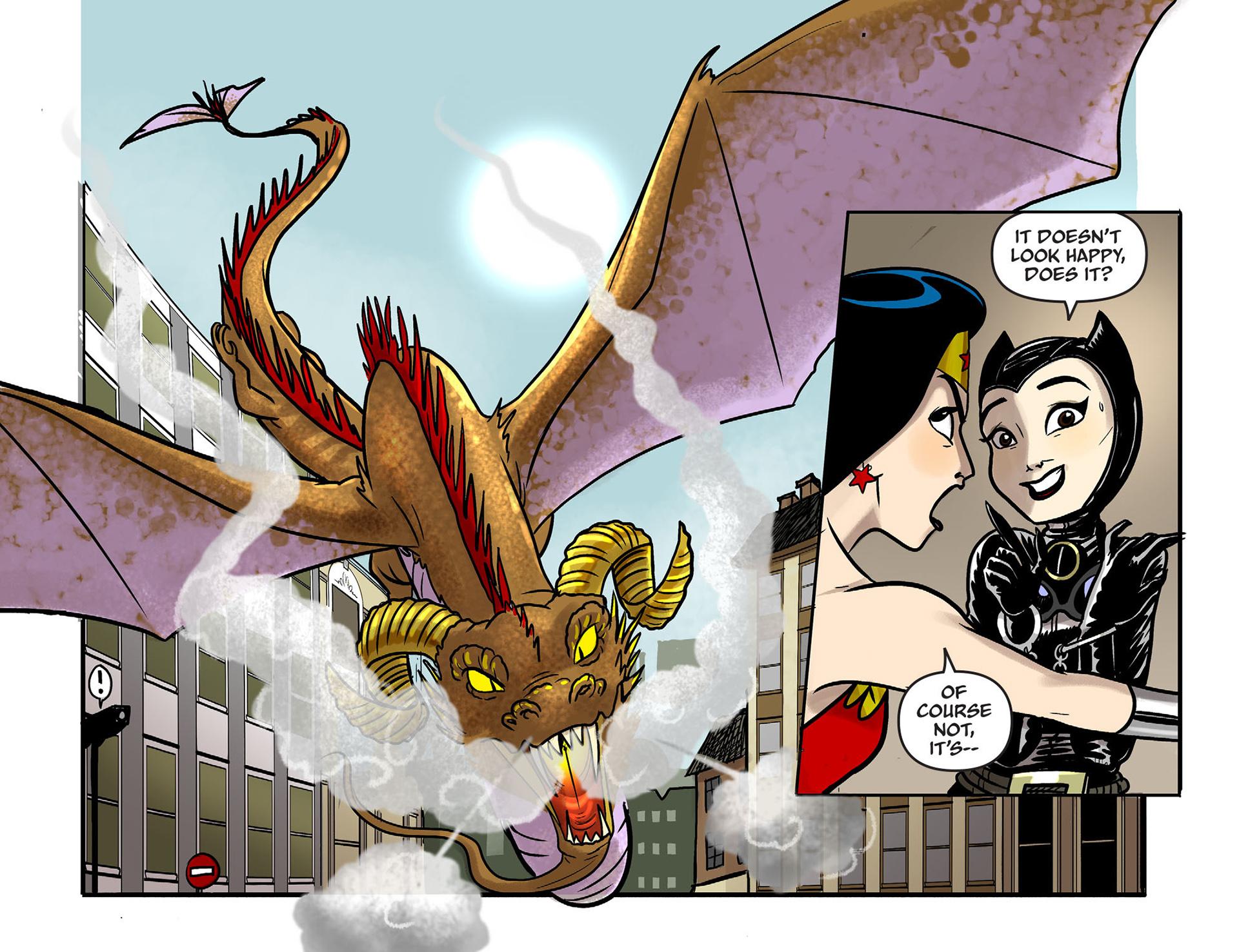 Read online Sensation Comics Featuring Wonder Woman comic -  Issue #9 - 15