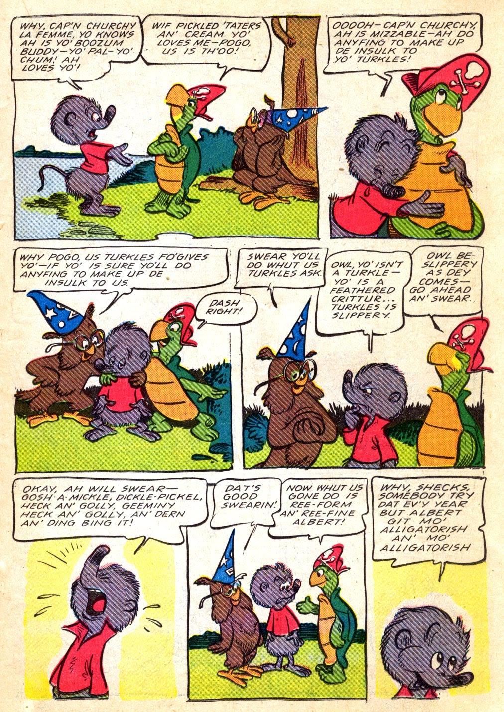 Read online Animal Comics comic -  Issue #22 - 15