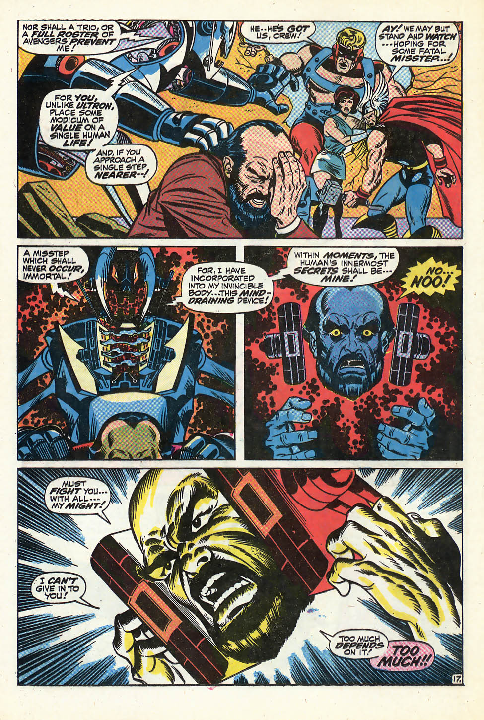 The Avengers (1963) 68 Page 17