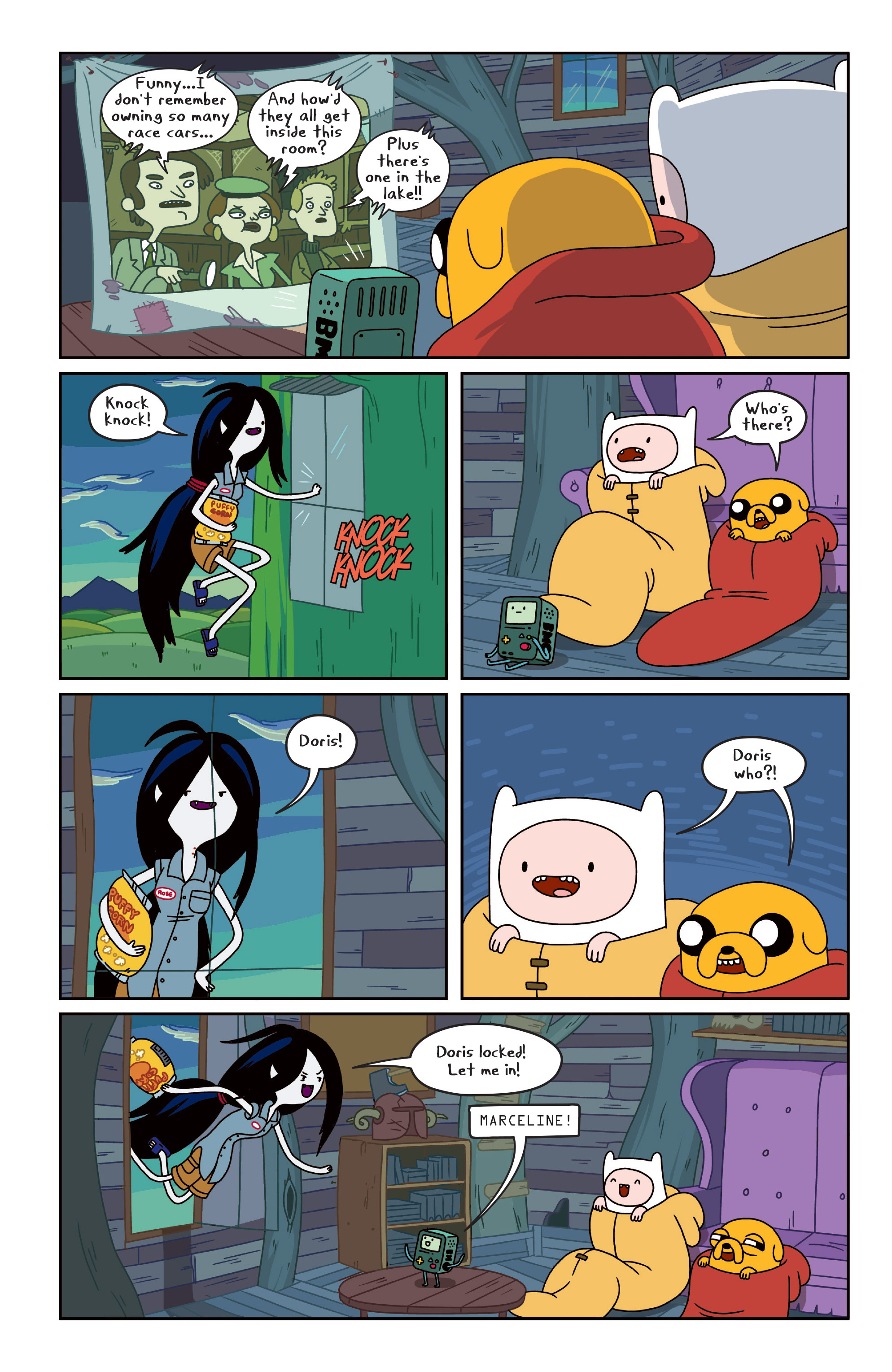 Read online Adventure Time comic -  Issue #Adventure Time _TPB 3 - 16