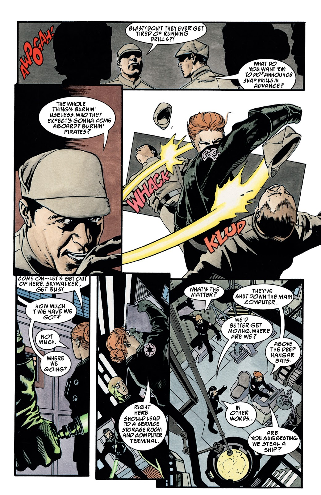 Read online Star Wars Legends: The New Republic - Epic Collection comic -  Issue # TPB 4 (Part 3) - 57