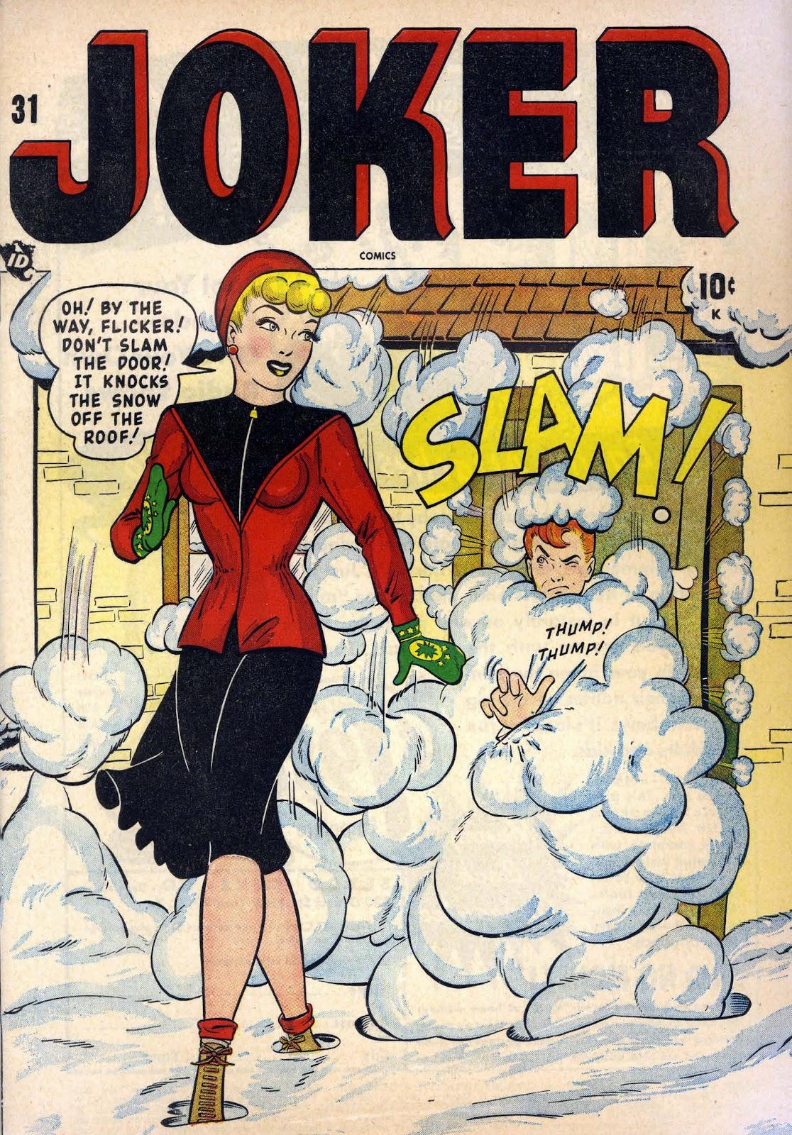 Read online Joker Comics comic -  Issue #31 - 1