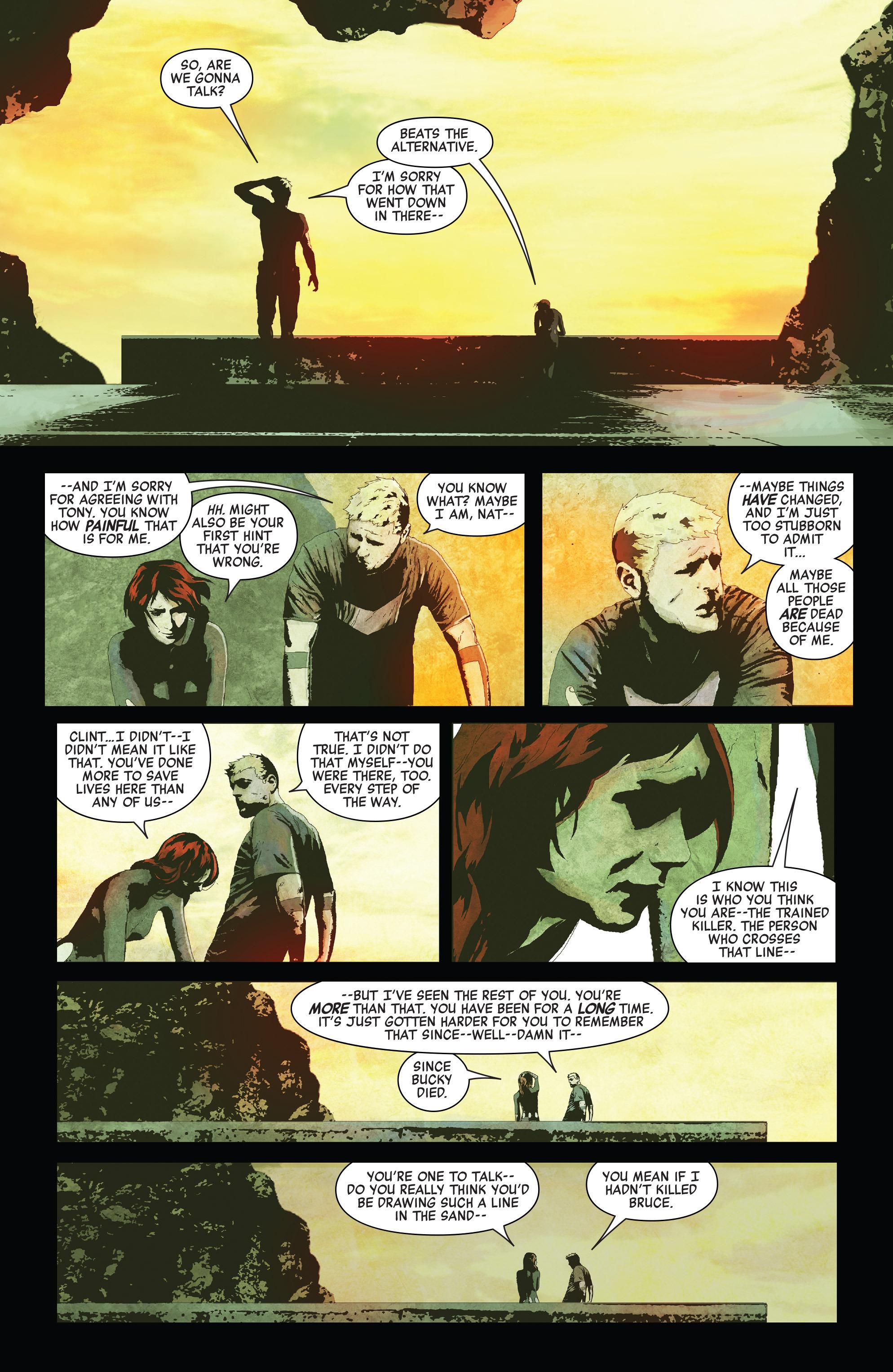 Read online Secret Empire comic -  Issue #2 - 21