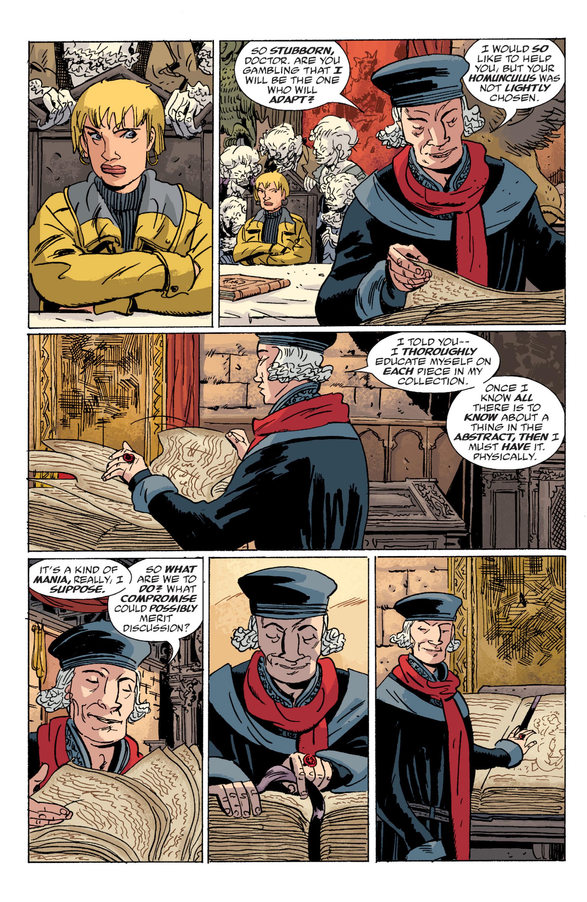 Read online B.P.R.D. (2003) comic -  Issue # TPB 6 - 83
