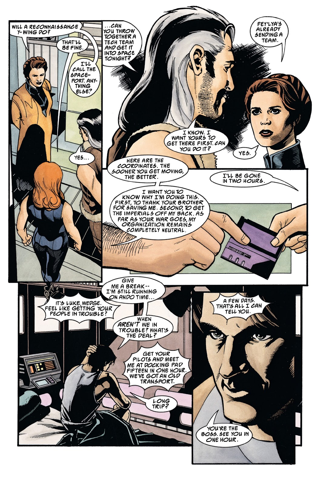 Read online Star Wars Legends: The New Republic - Epic Collection comic -  Issue # TPB 4 (Part 3) - 80