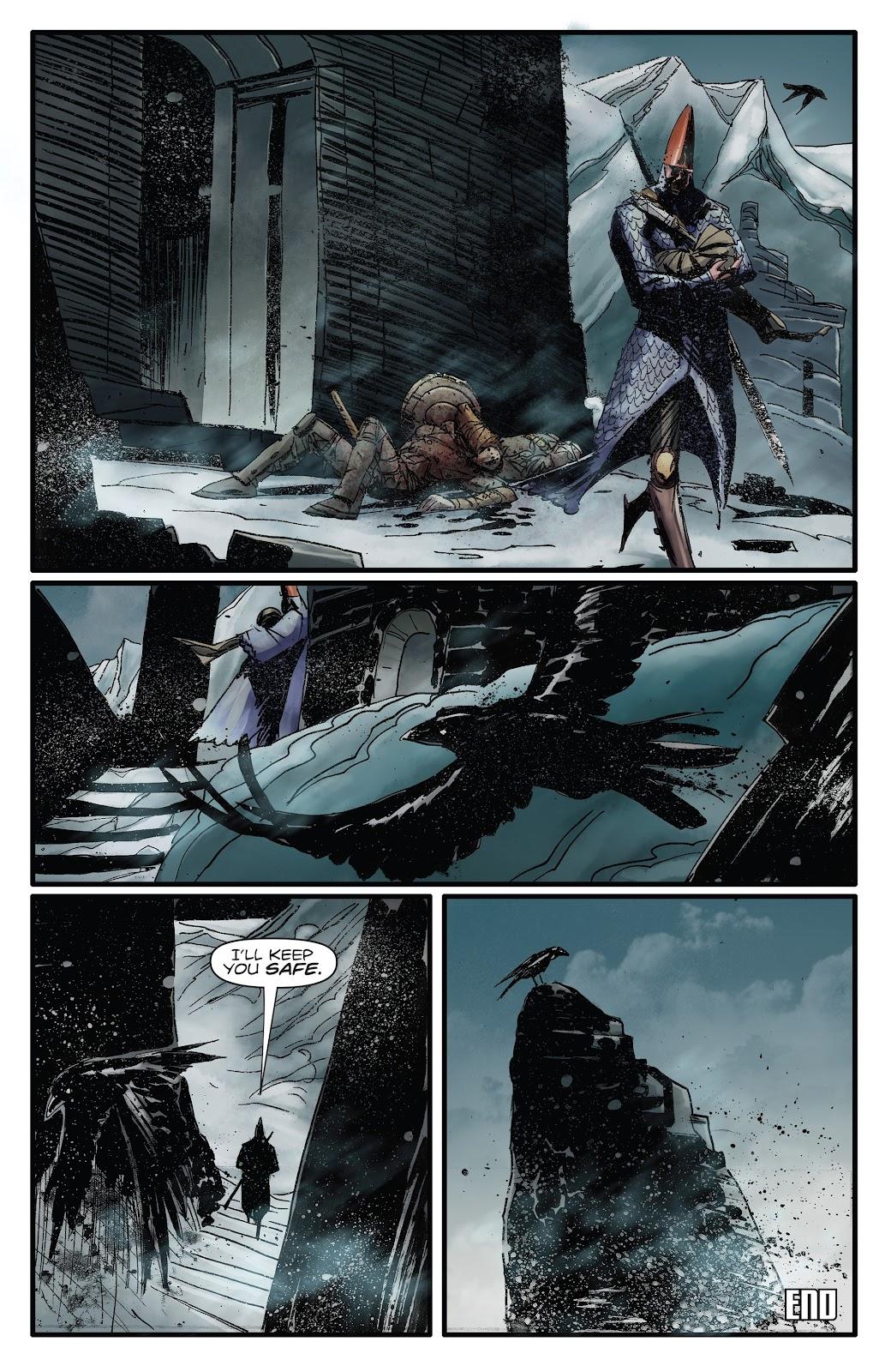 Read online Giantkillers One-Shot comic -  Issue # Full - 24
