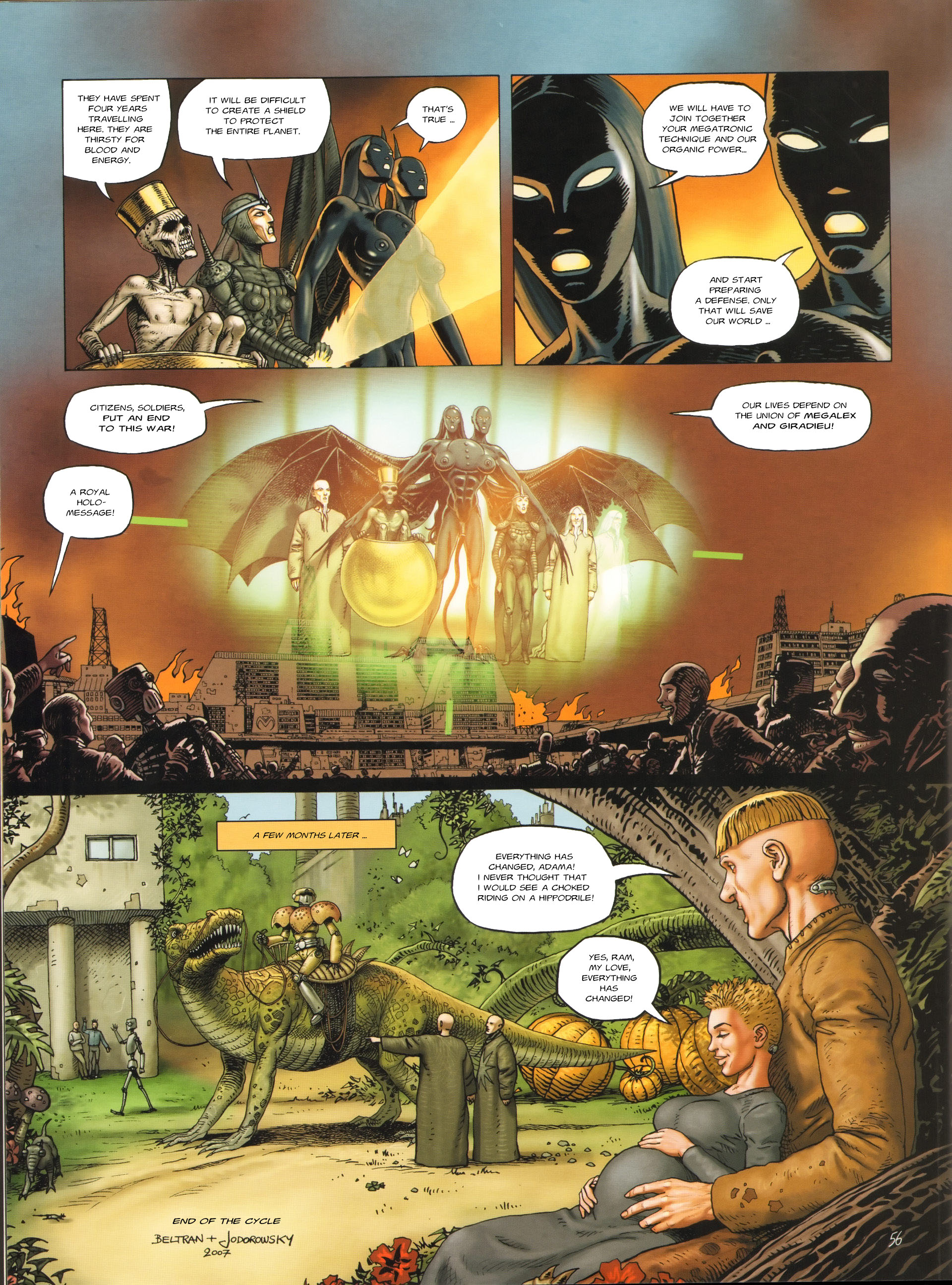 Read online Megalex (2014) comic -  Issue #3 - 59