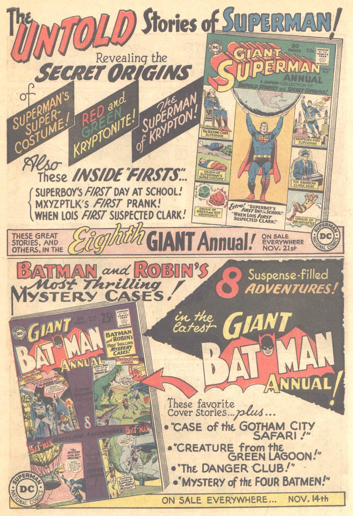 Read online Adventure Comics (1938) comic -  Issue #315 - 11