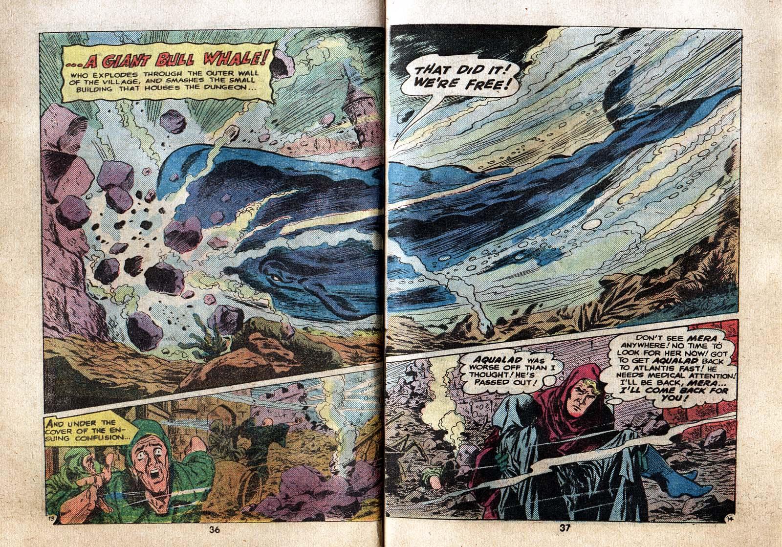 Read online Adventure Comics (1938) comic -  Issue #491 - 36