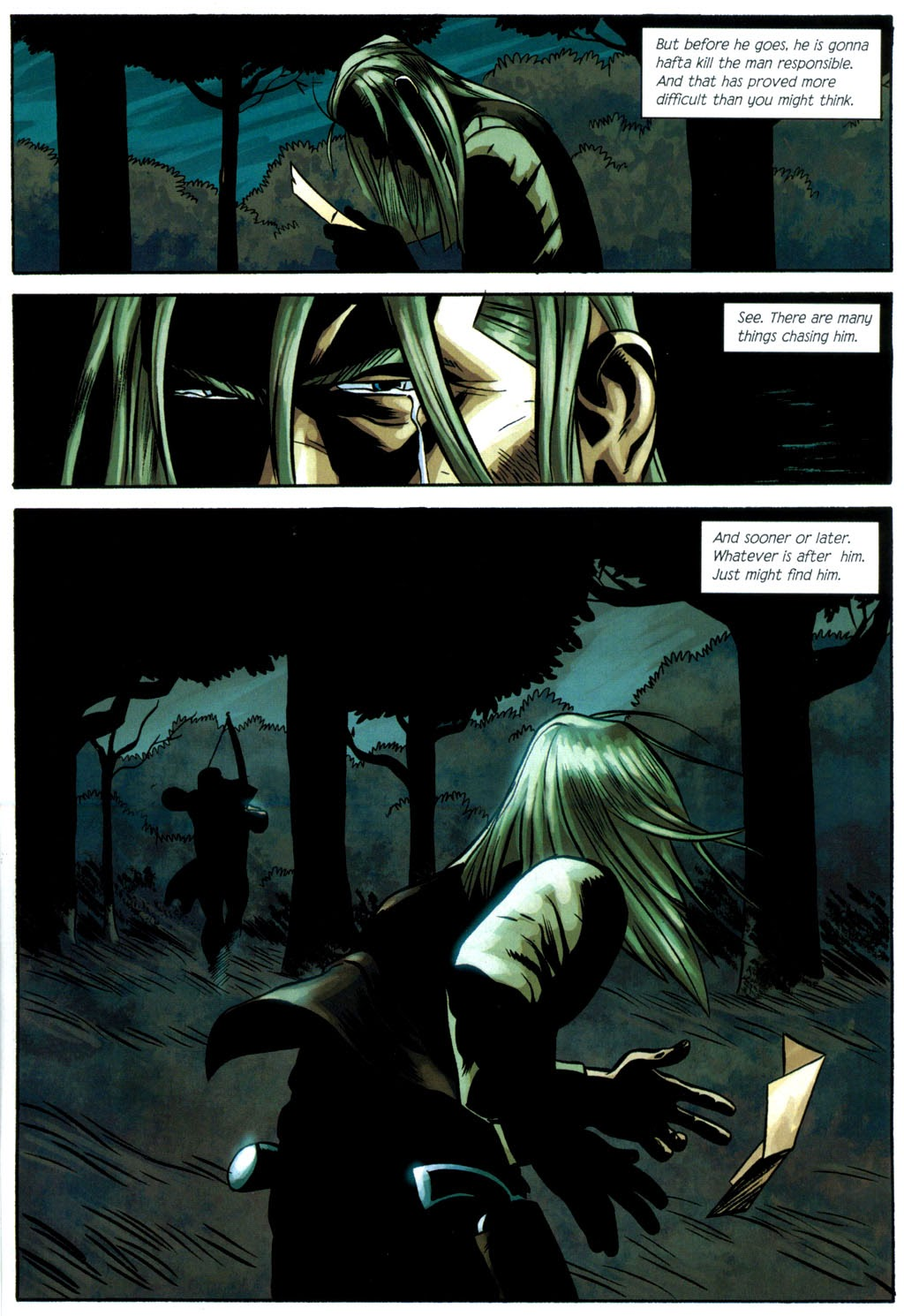 Read online The Ballad of Sleeping Beauty comic -  Issue #2 - 23
