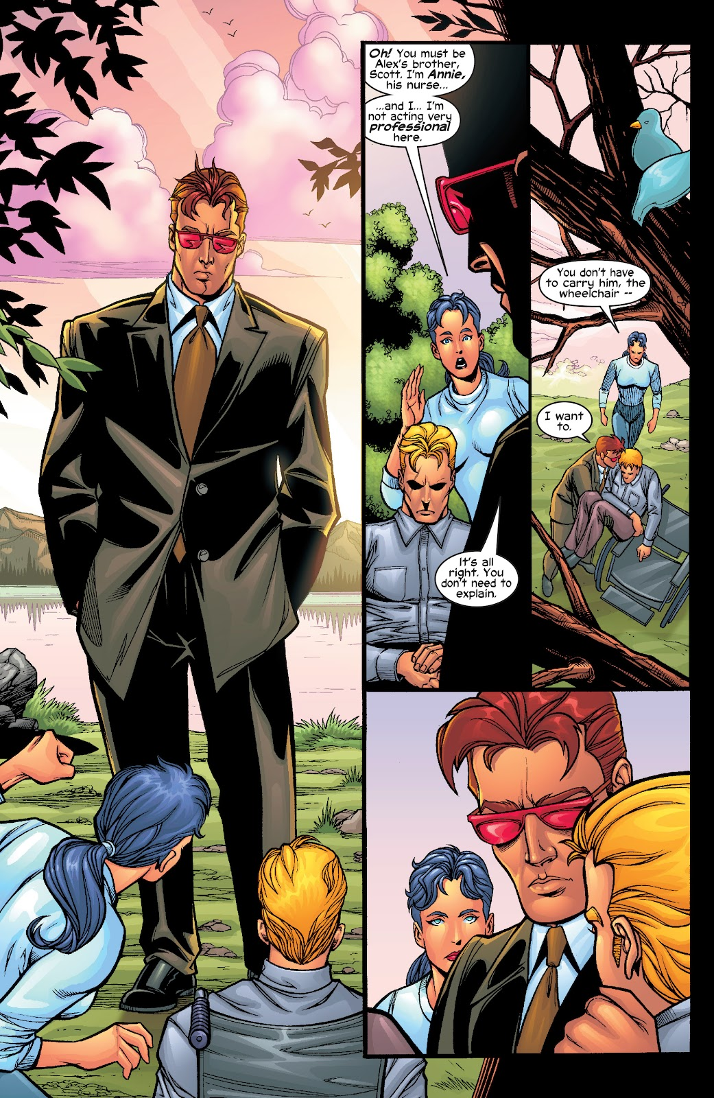 Read online X-Men: Unstoppable comic -  Issue # TPB (Part 1) - 57