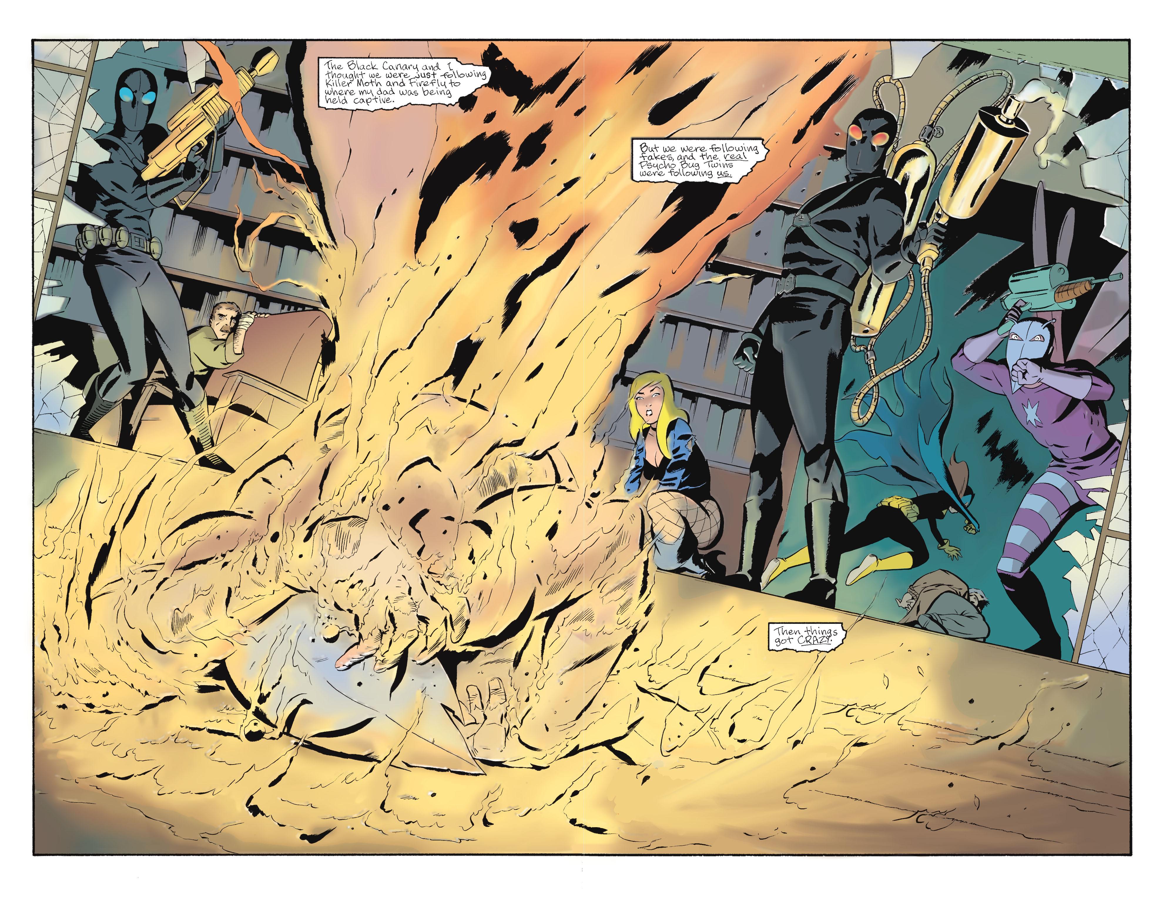 Read online Batgirl/Robin: Year One comic -  Issue # TPB 2 - 133