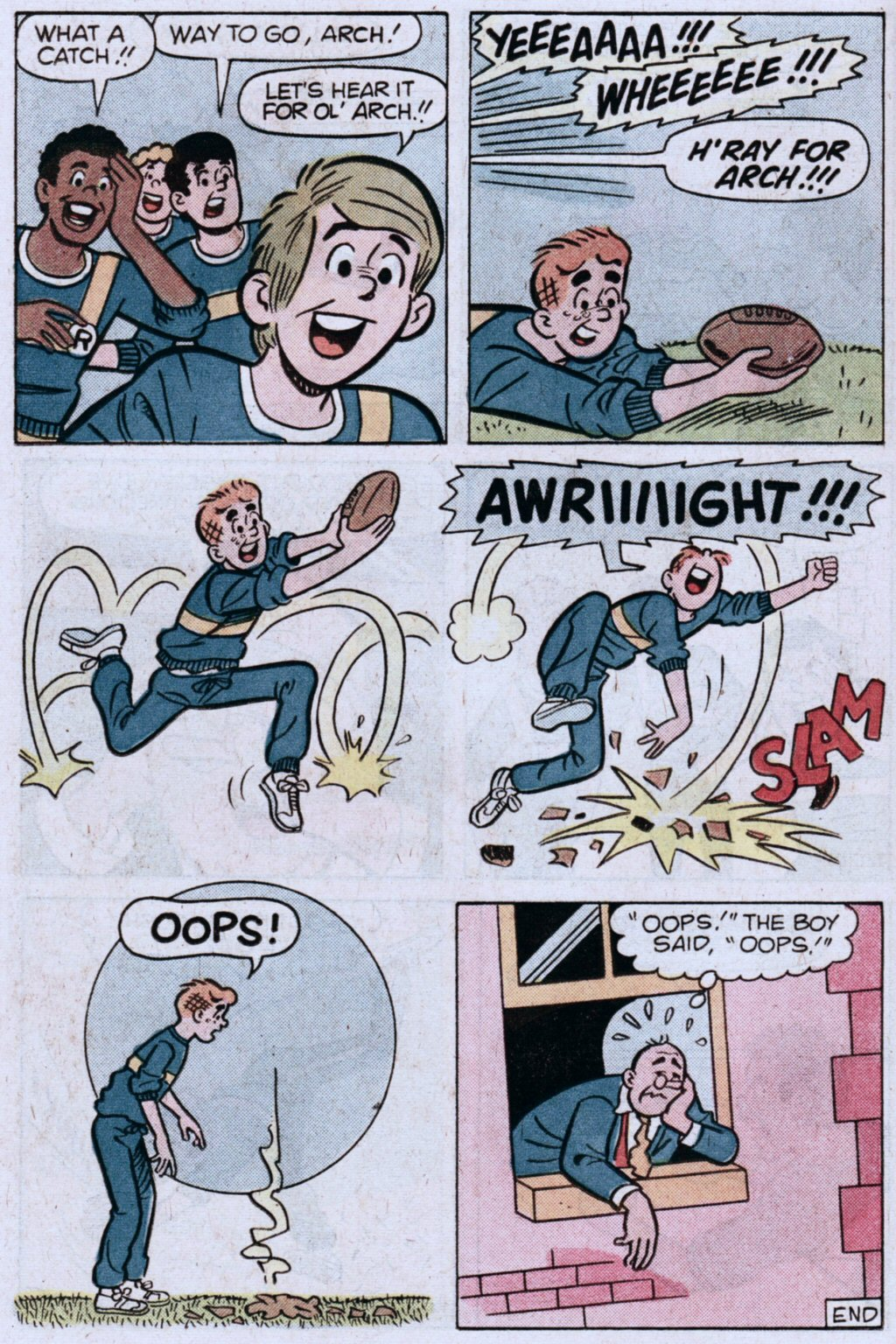 Read online Archie (1960) comic -  Issue #311 - 18