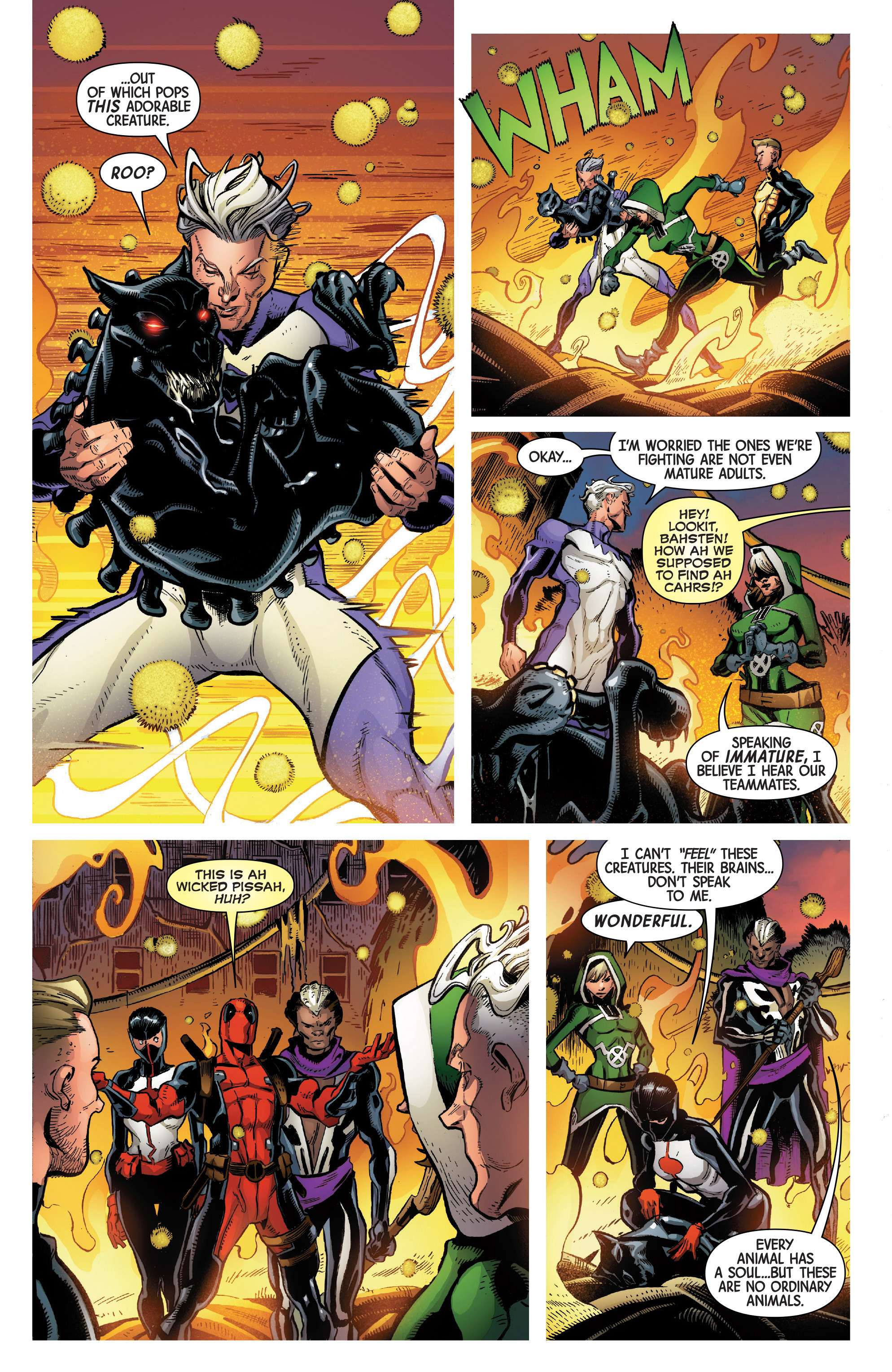 Read online Uncanny Avengers [II] comic -  Issue #1 - 30