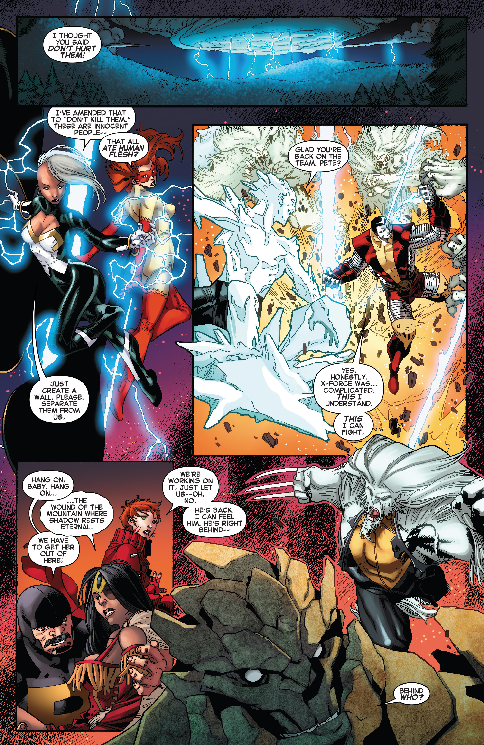 Read online Amazing X-Men (2014) comic -  Issue #10 - 13